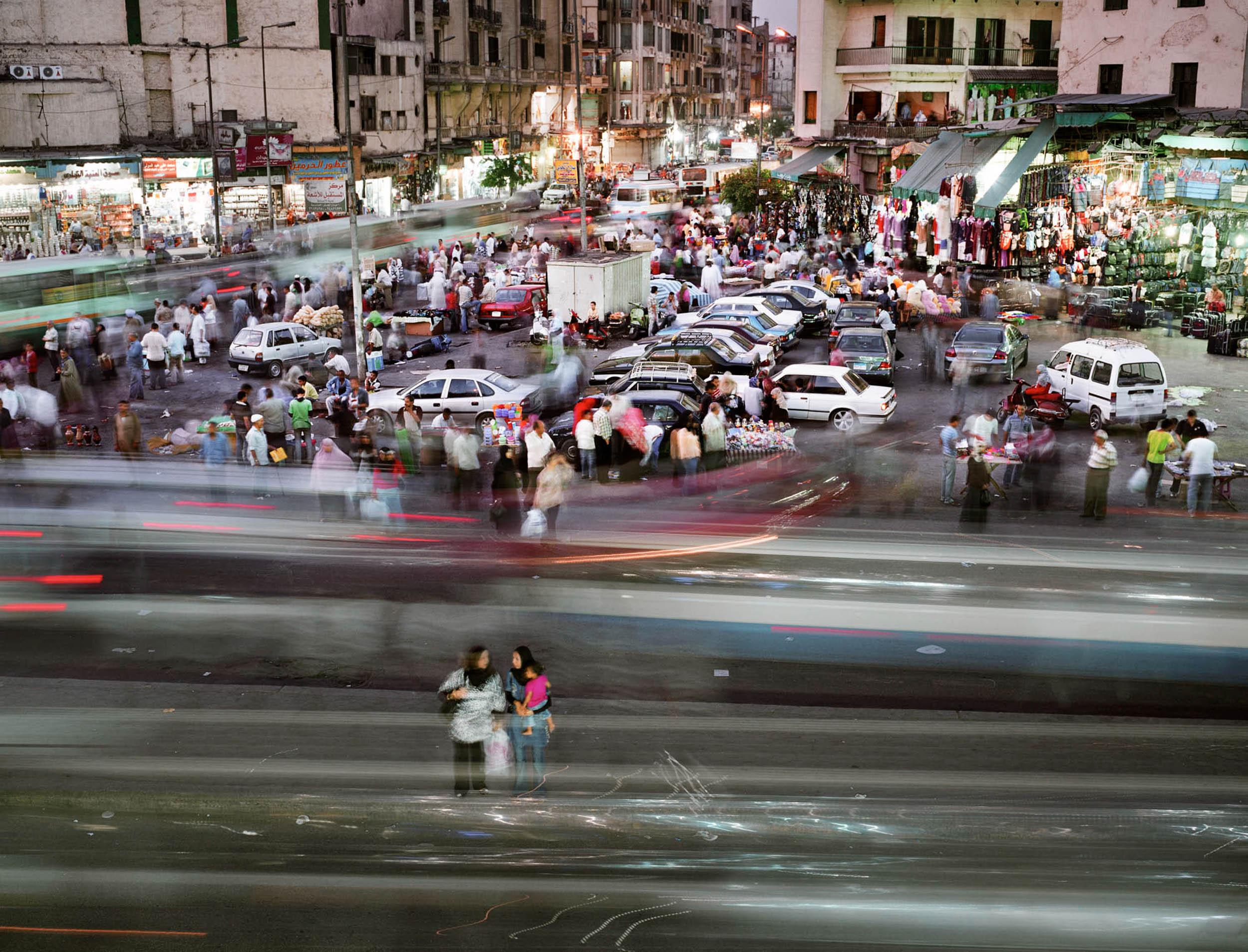 Outtake. Cairo, Egypt
