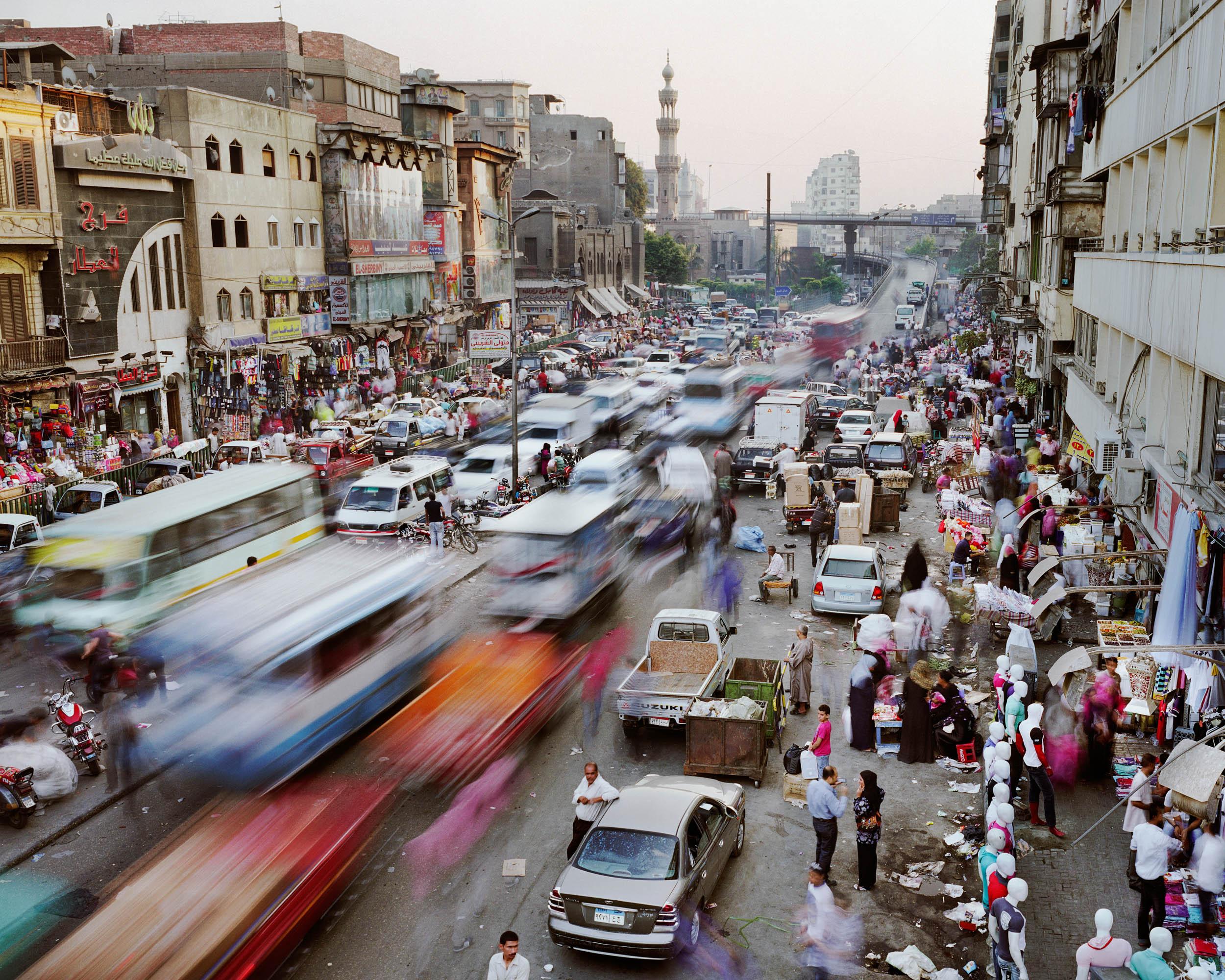 Port Said Street, Islamic Cairo, Cairo, Egypt