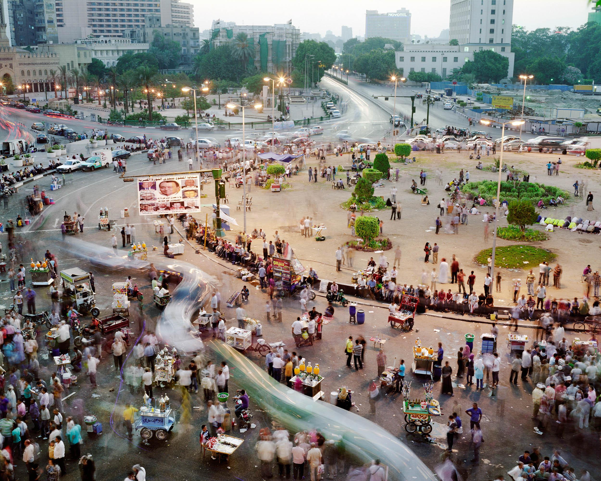Tahrir Square, Central Cairo, Cairo, Egypt