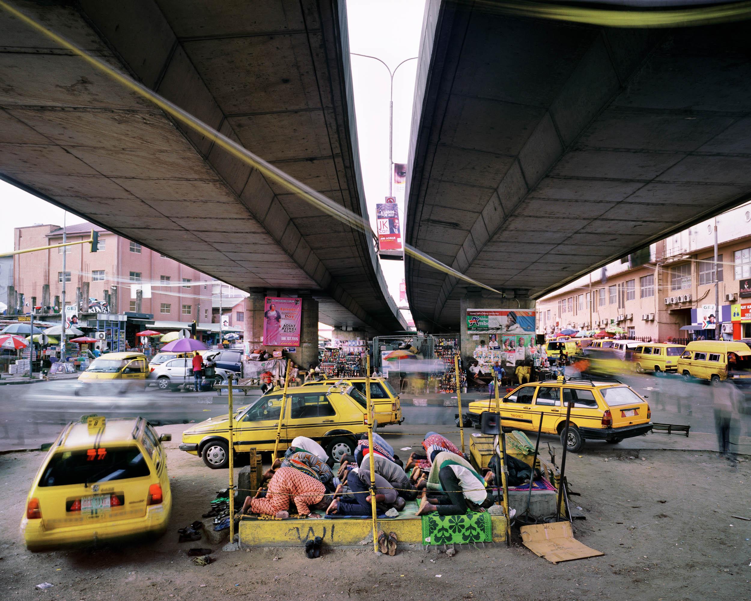 Broad Street, Lagos Island, Lagos, Nigeria