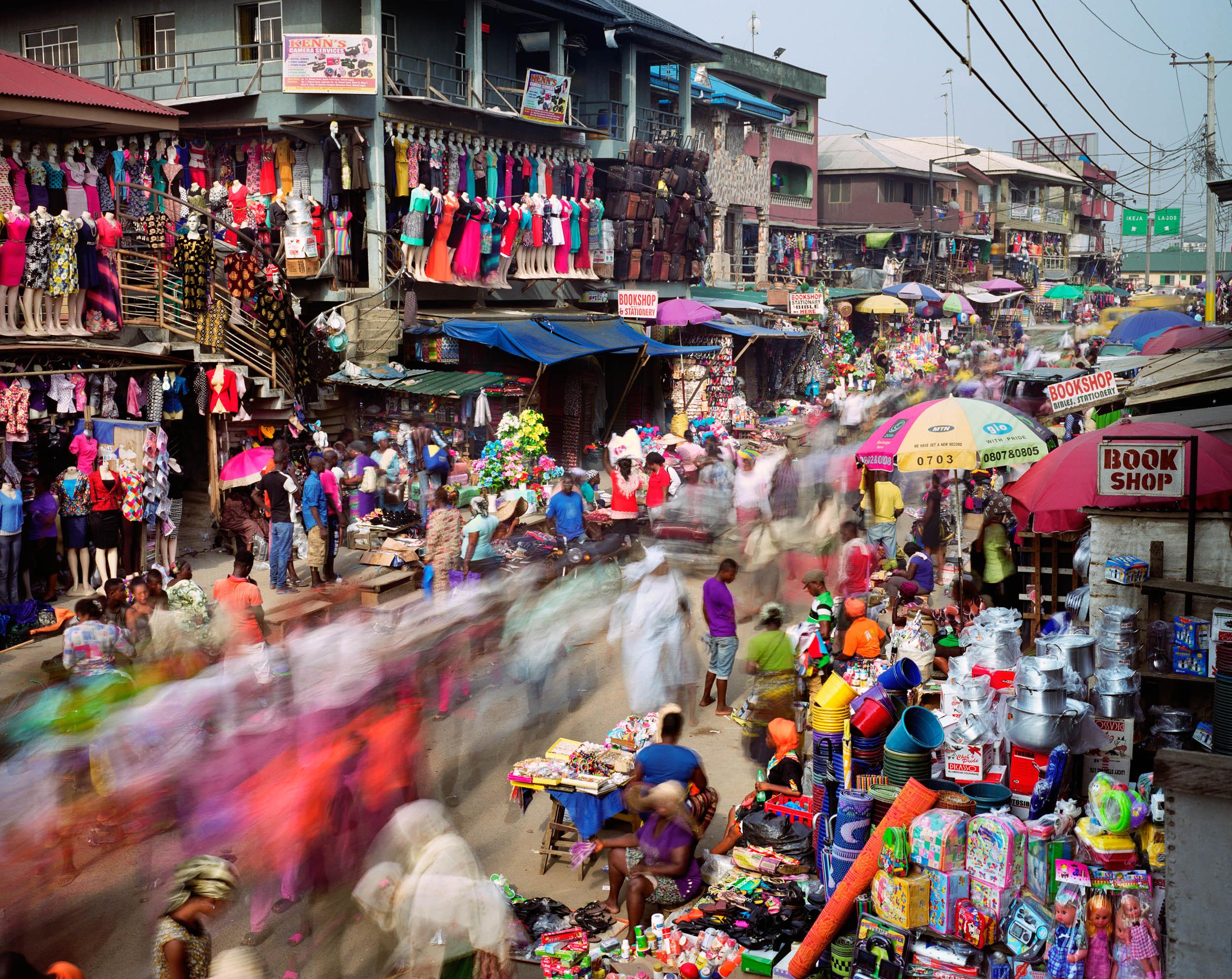 Oshodi Road, Oshodi, Lagos, Nigeria