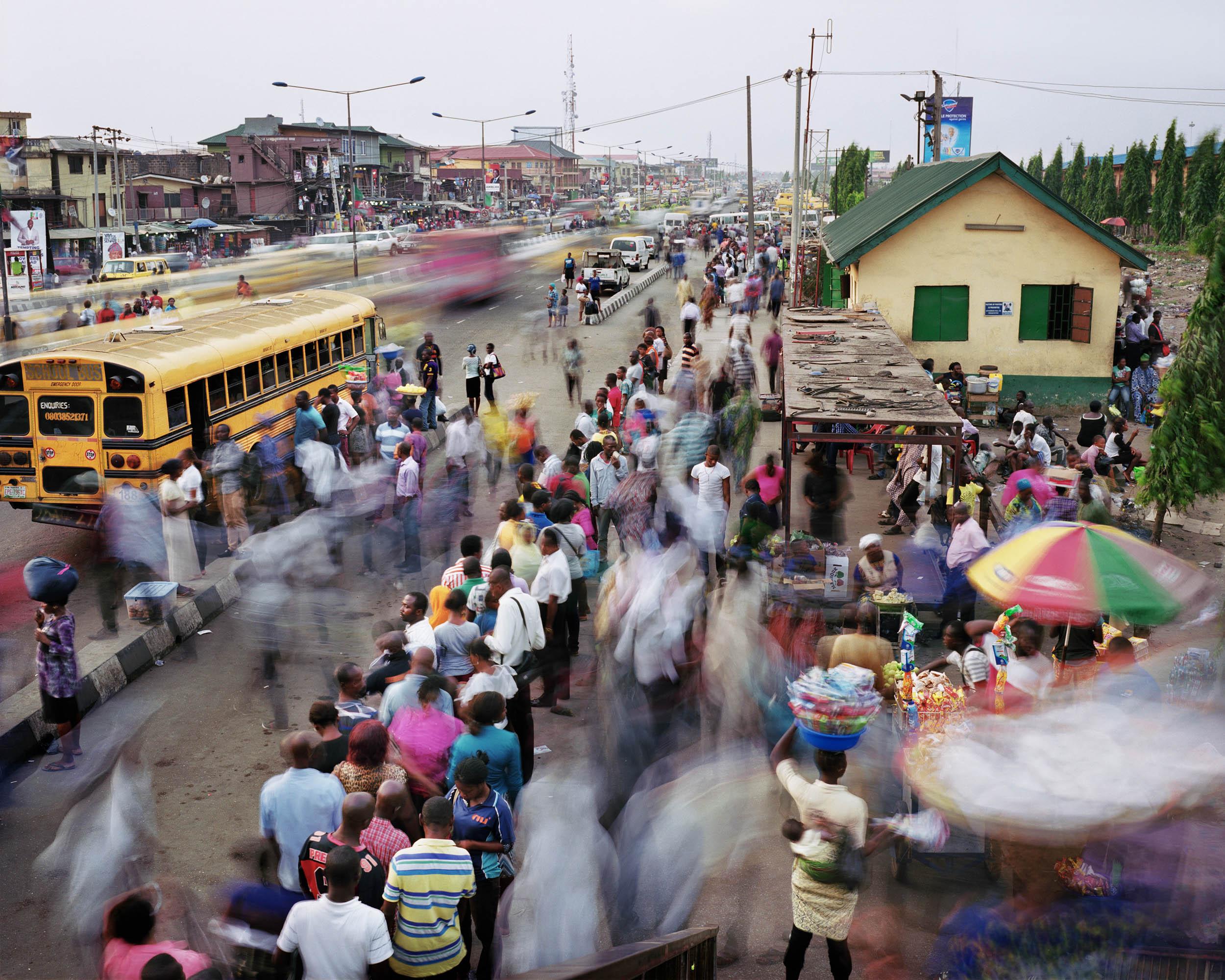 Agege Motor Road, Oshodi, Lagos, Nigeria