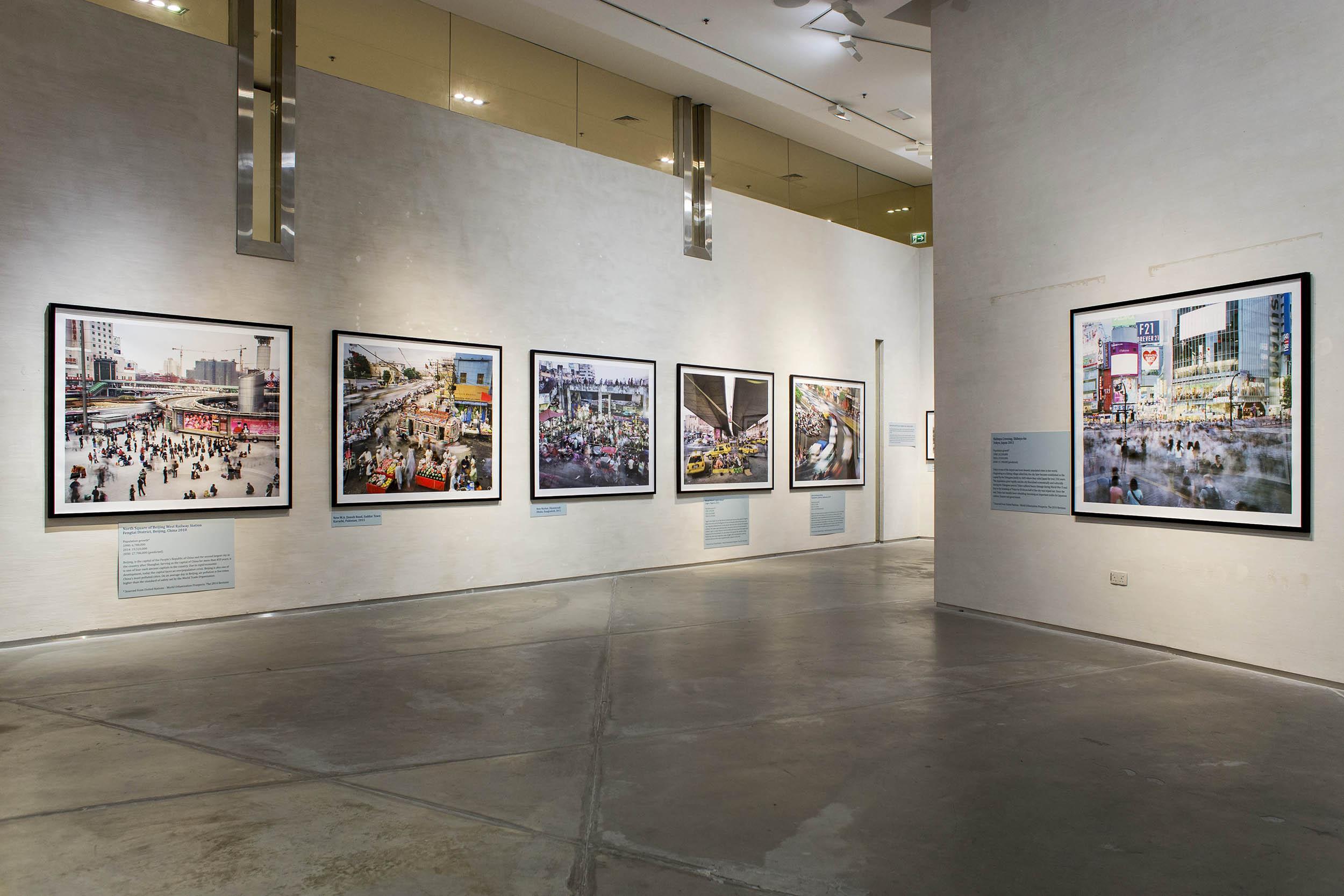 East Wing Gallery, Dubai, 2016