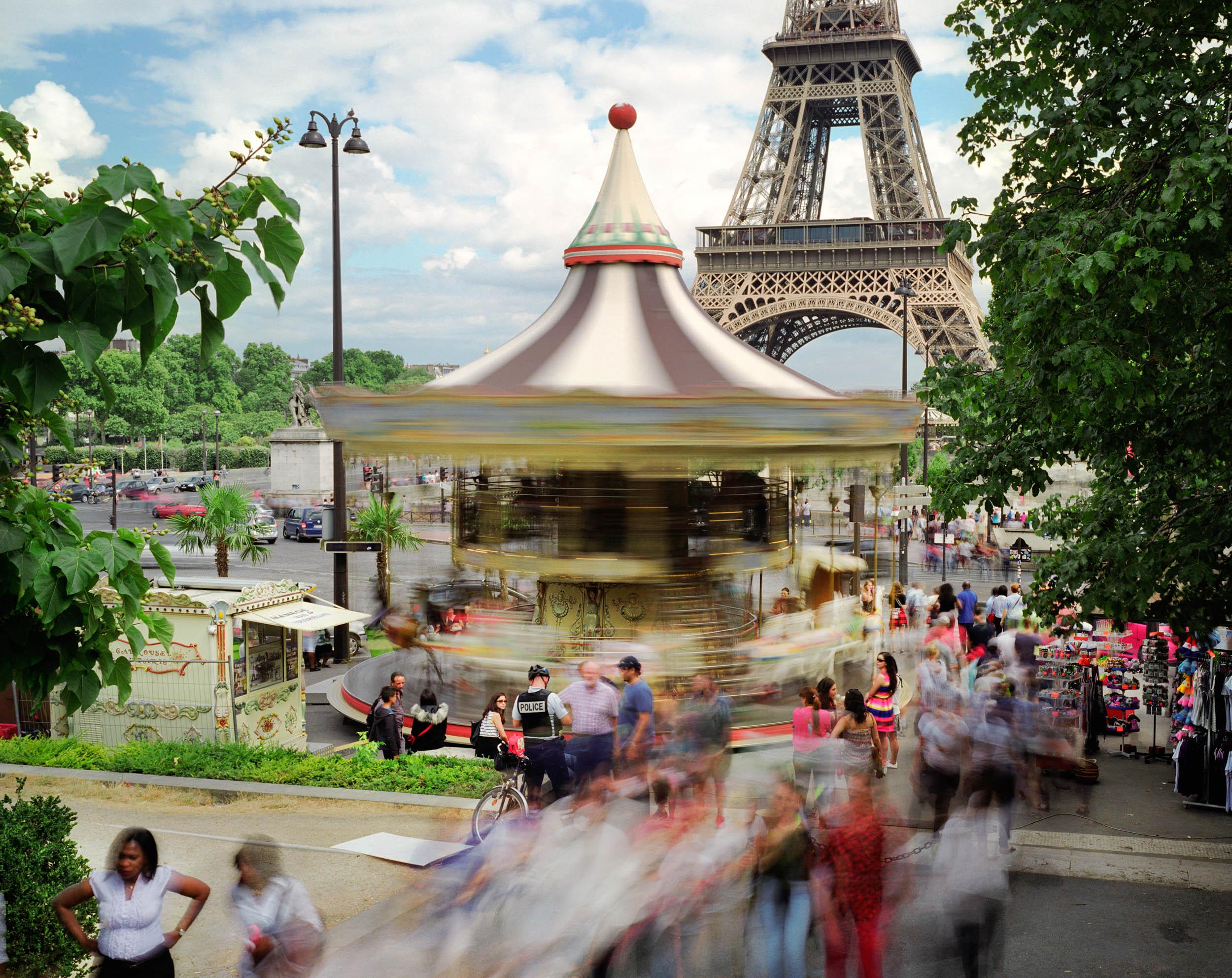 Jardins du Trocadéro, XVIe Arrondissement, Paris, France