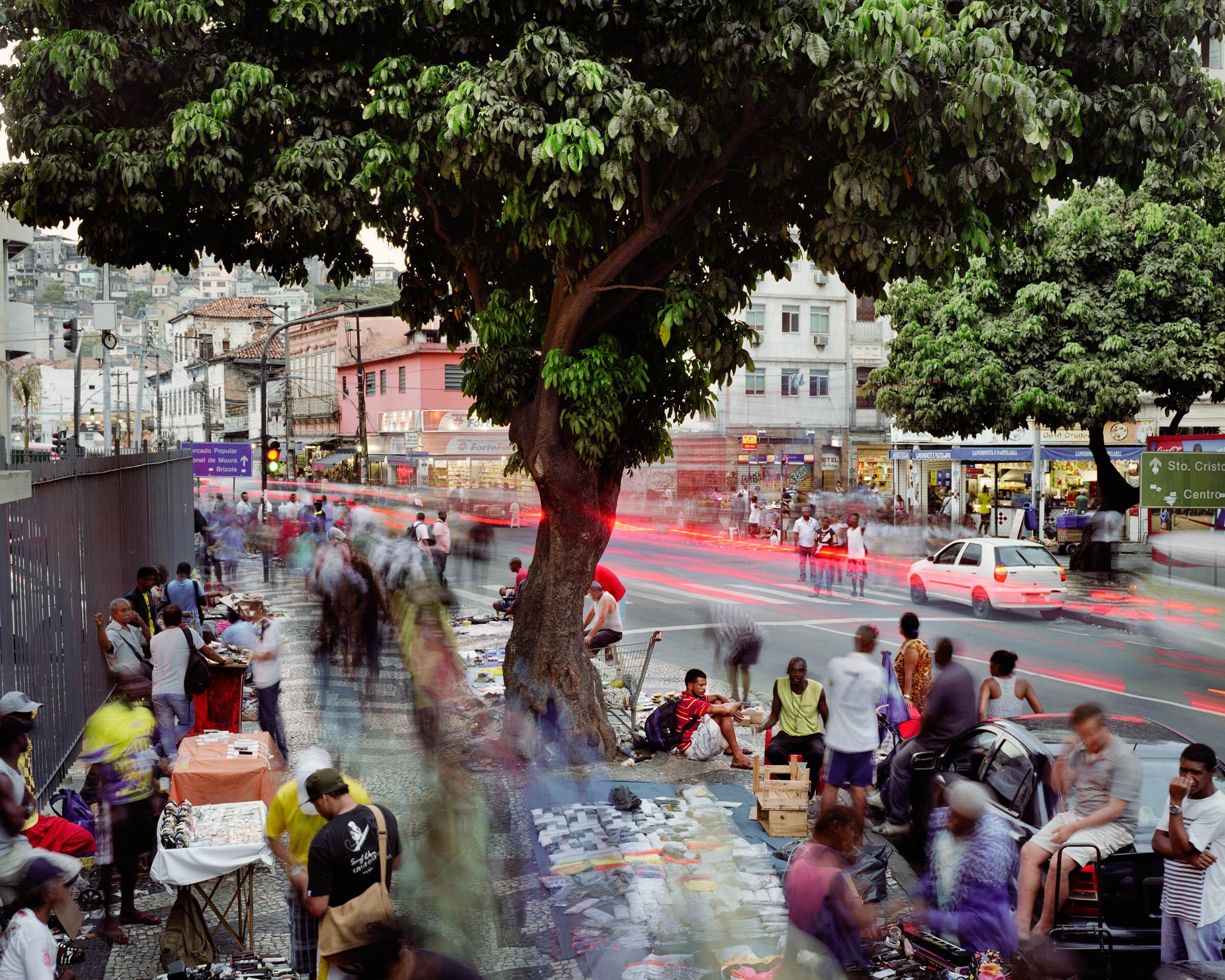 Carnaval. Rua Conselheiro Carrao, Se, Sao Paulo, Brazil