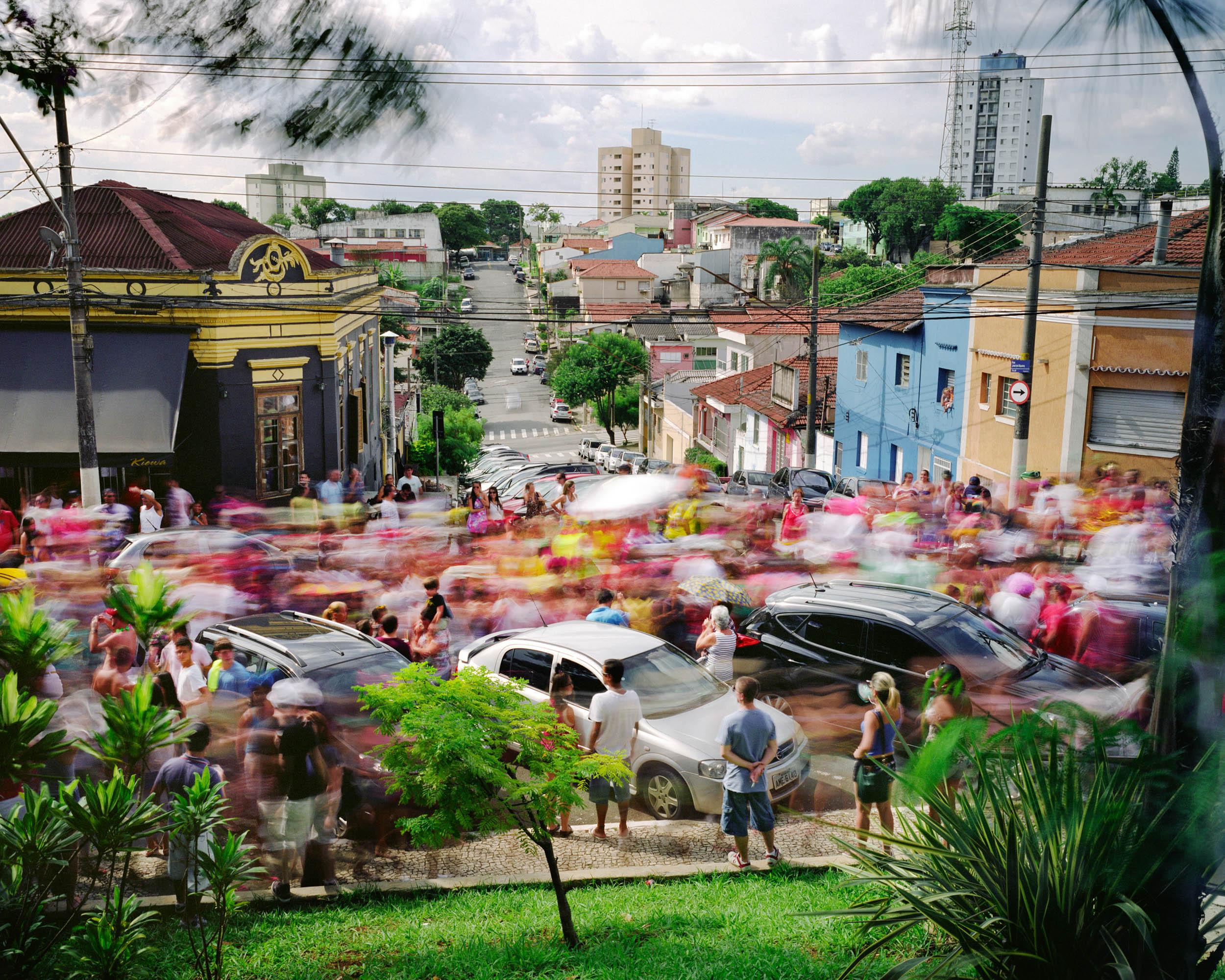 Largo da Matriz de Nossa Senhora do Ó, Freguesia/Brasilândia, São Paulo, Brazil (Carnaval)