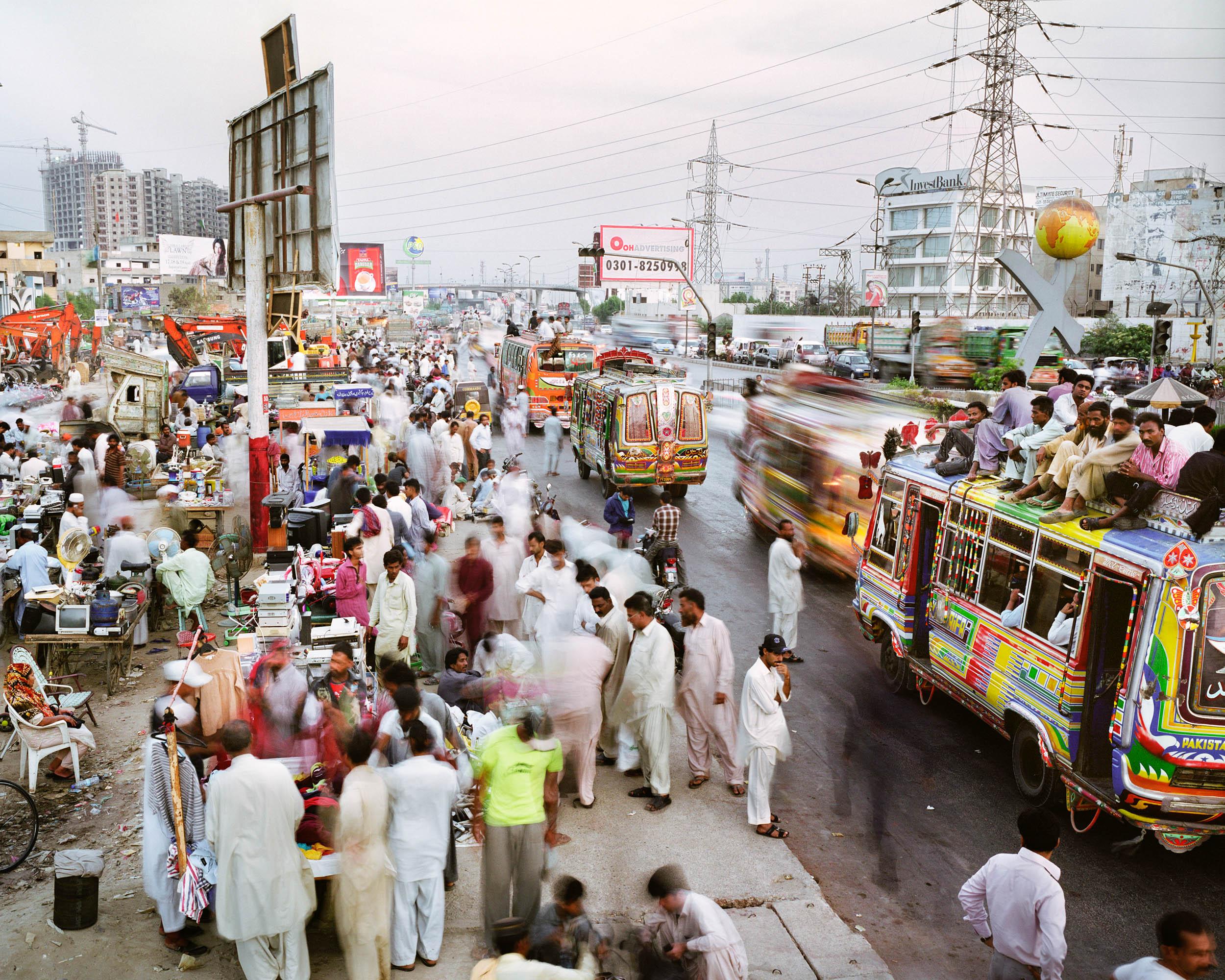 Korangi Road, Defense Housing Authority Phase 2, Karachi, Pakistan