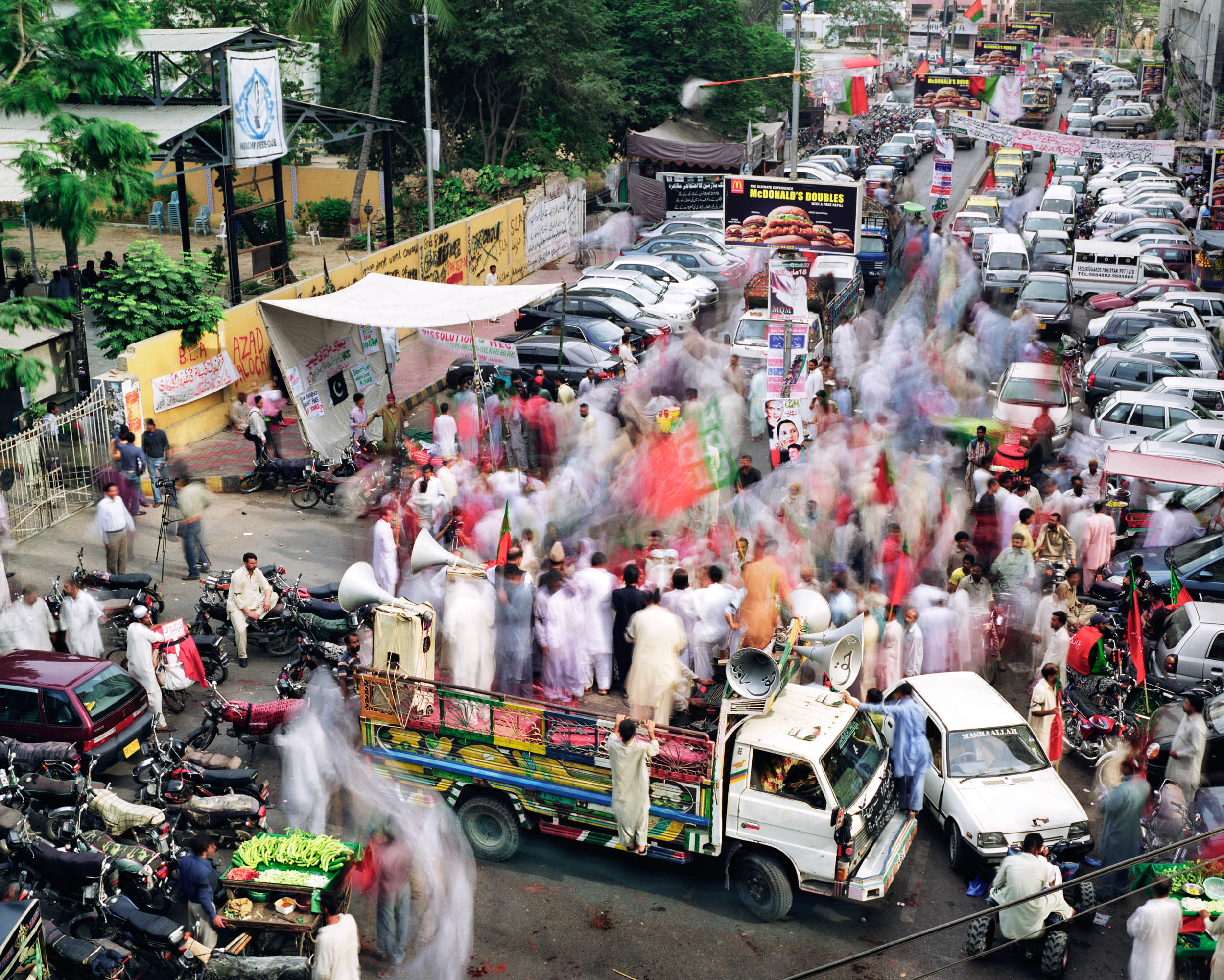 Sarwar Shaheed Road, Saddar Town, Karachi, Pakistan
