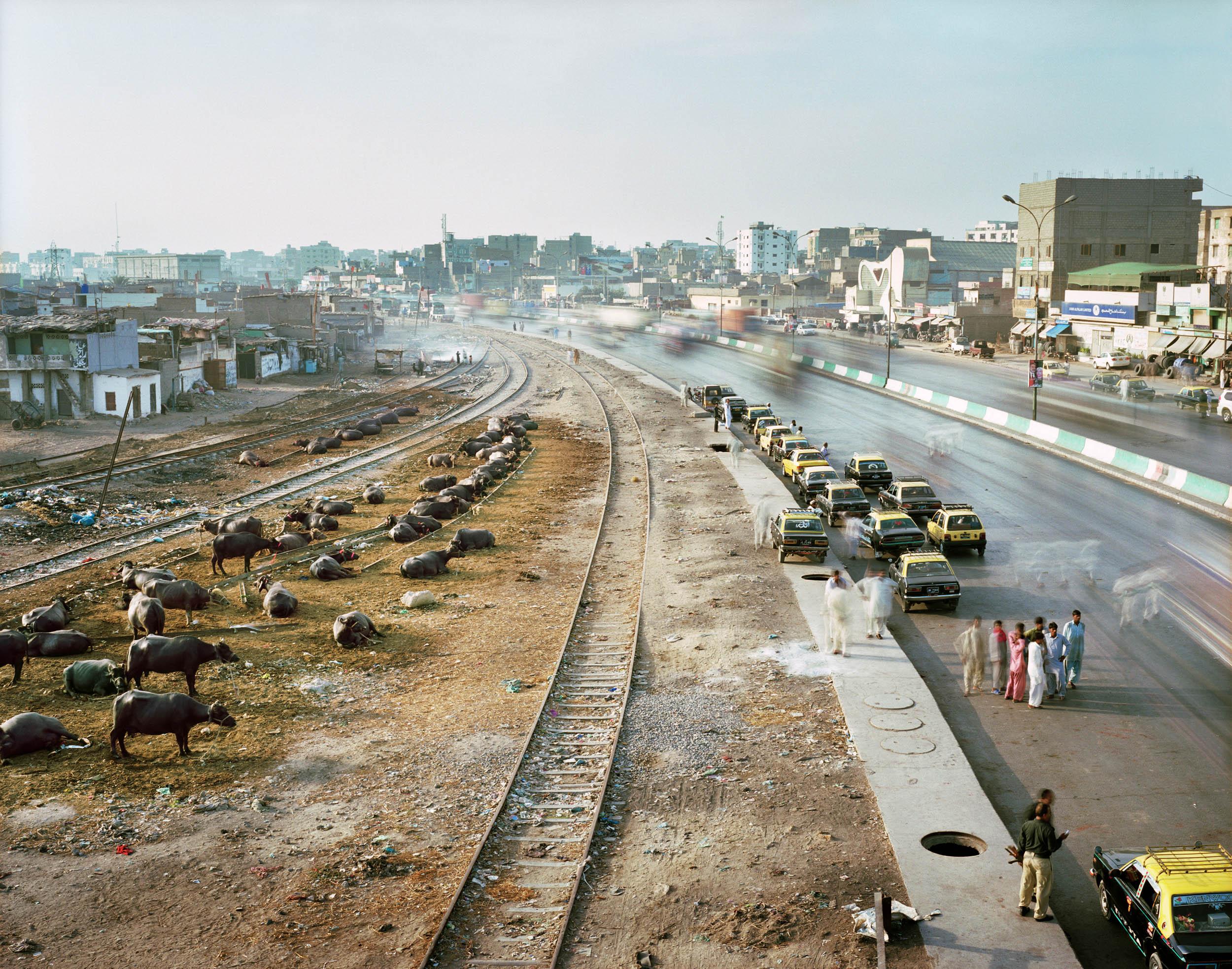 Mauripur Road, Machar Colony, Karachi, Pakistan