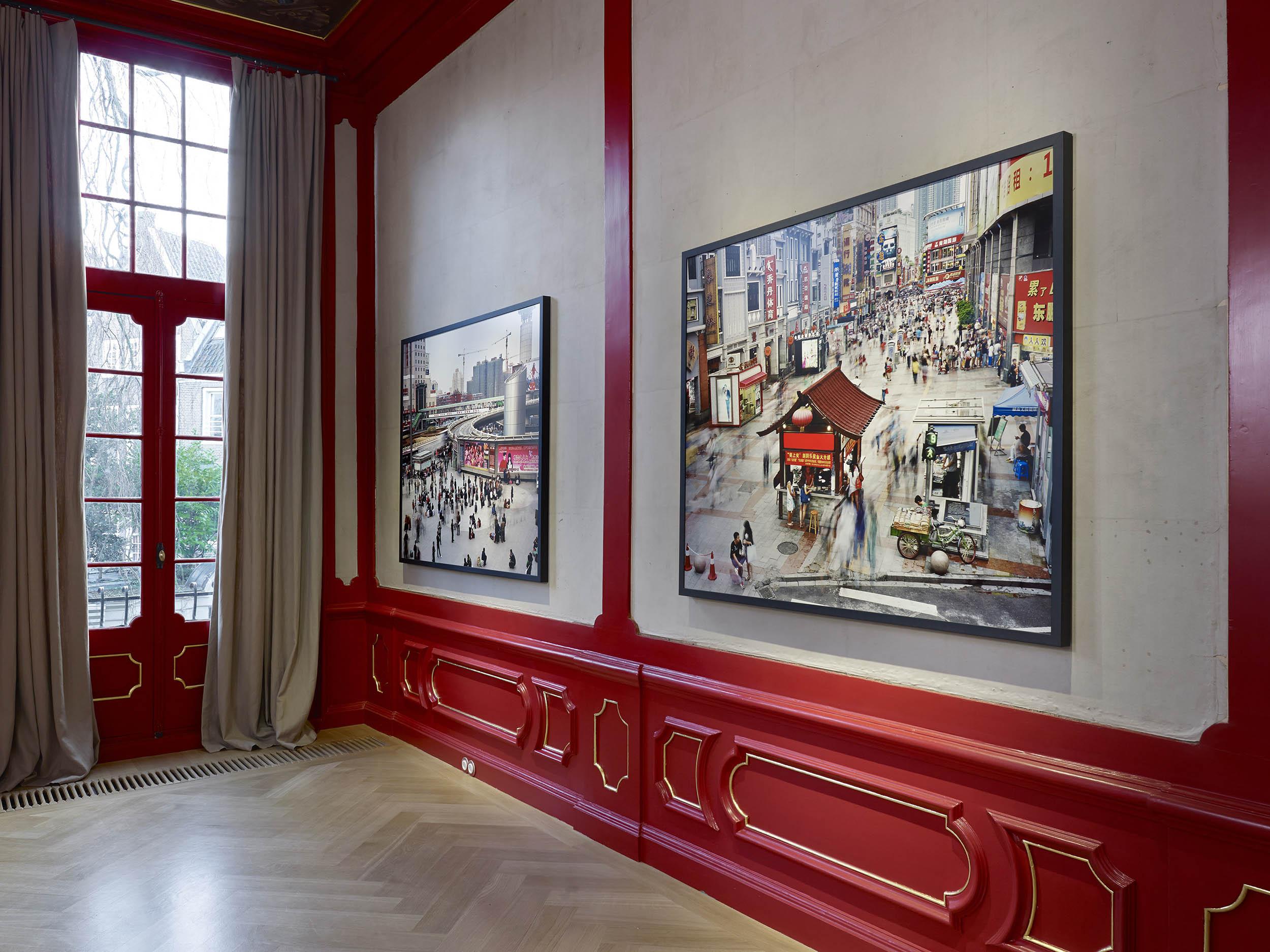Huis Marseille, Amsterdam, 2015-2016