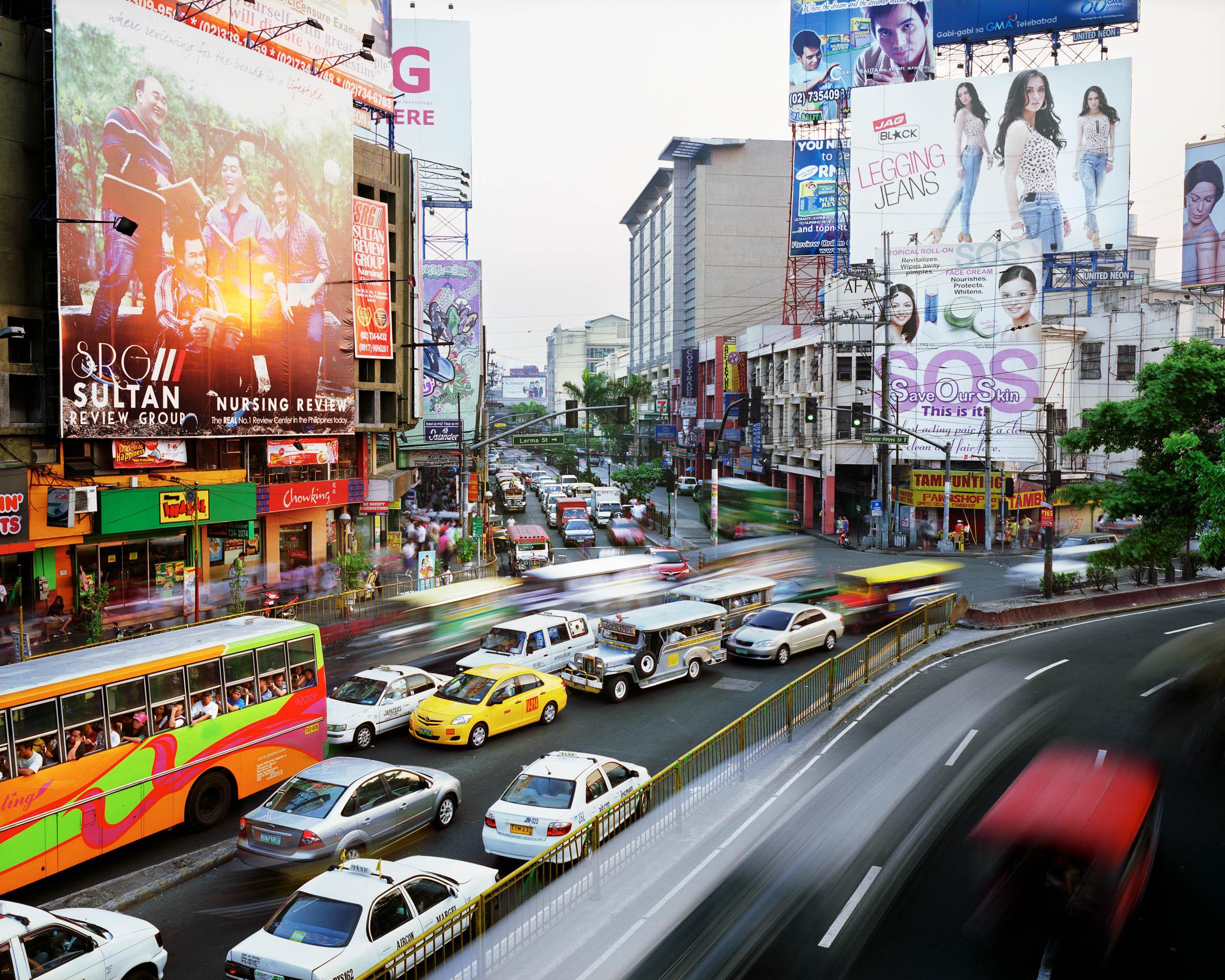Lerma Street, Sampaloc, Manila, Philippines