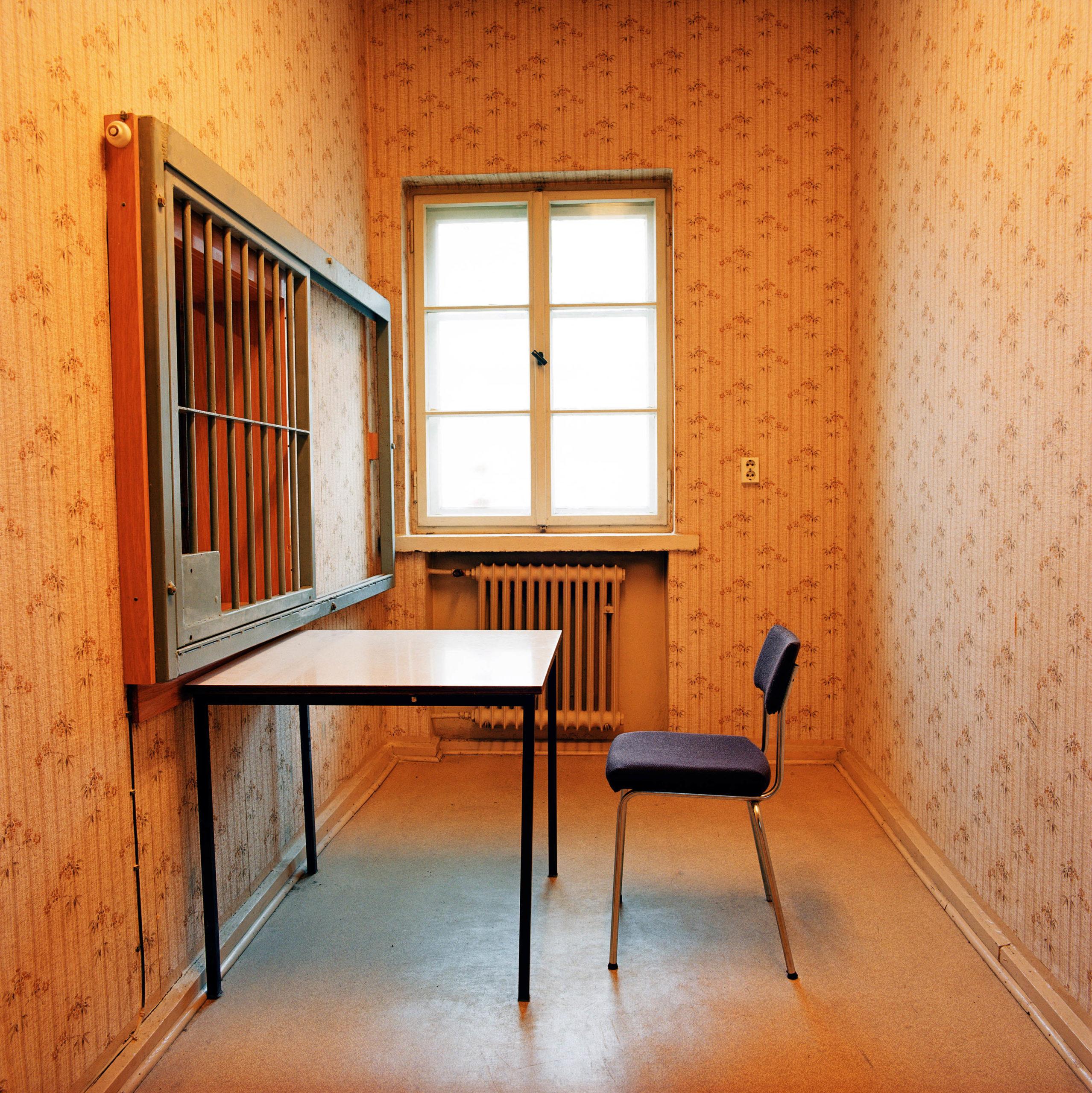 Germany. Stasi prison