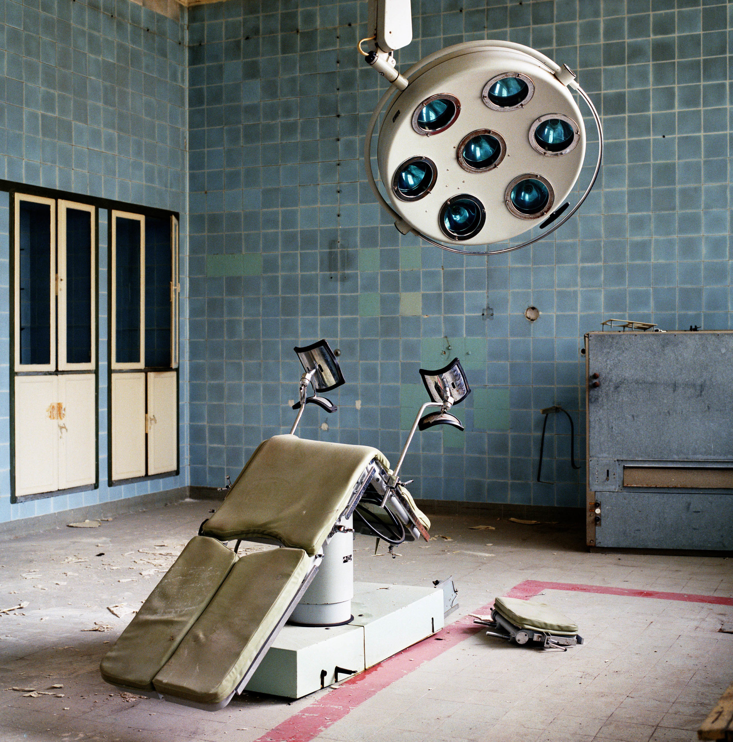 Germany. Soviet Army hospital