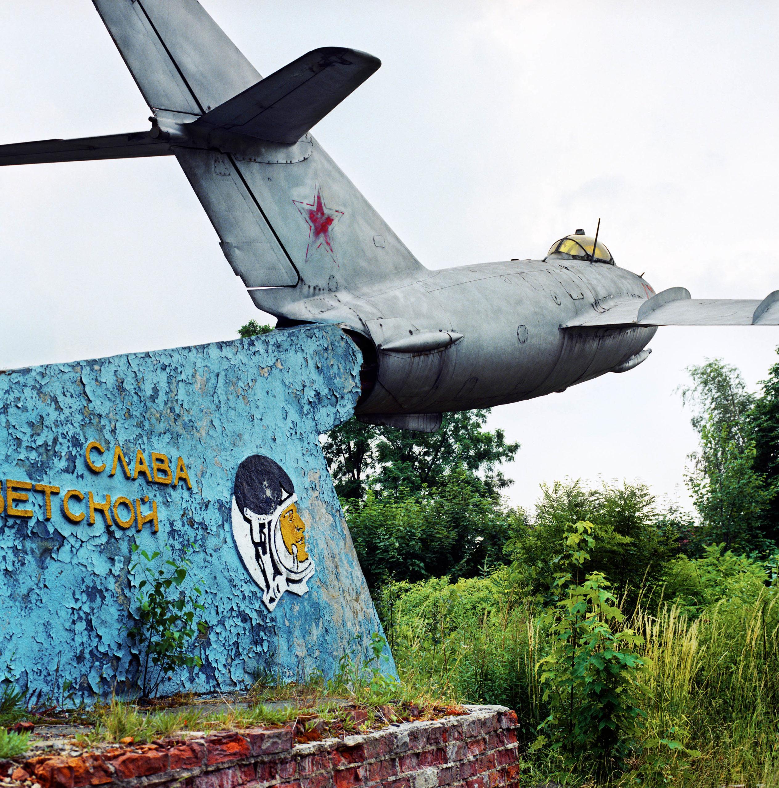 Germany. Soviet Air Force base
