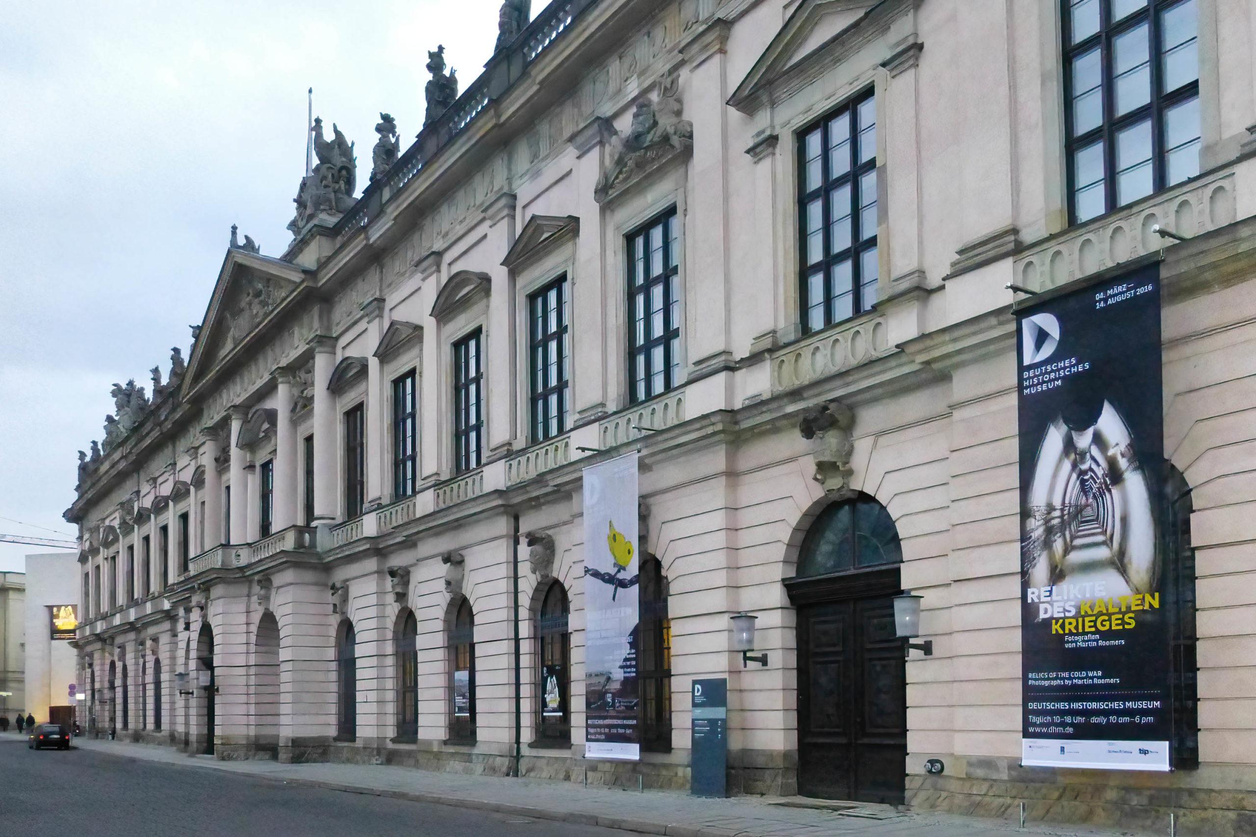 Deutsches Historisches Museum (German Historical Museum), Berlin