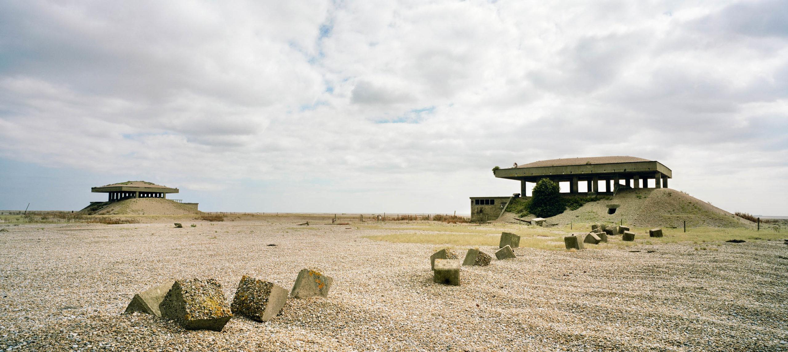 United Kingdom. Atomic bomb test laboratory