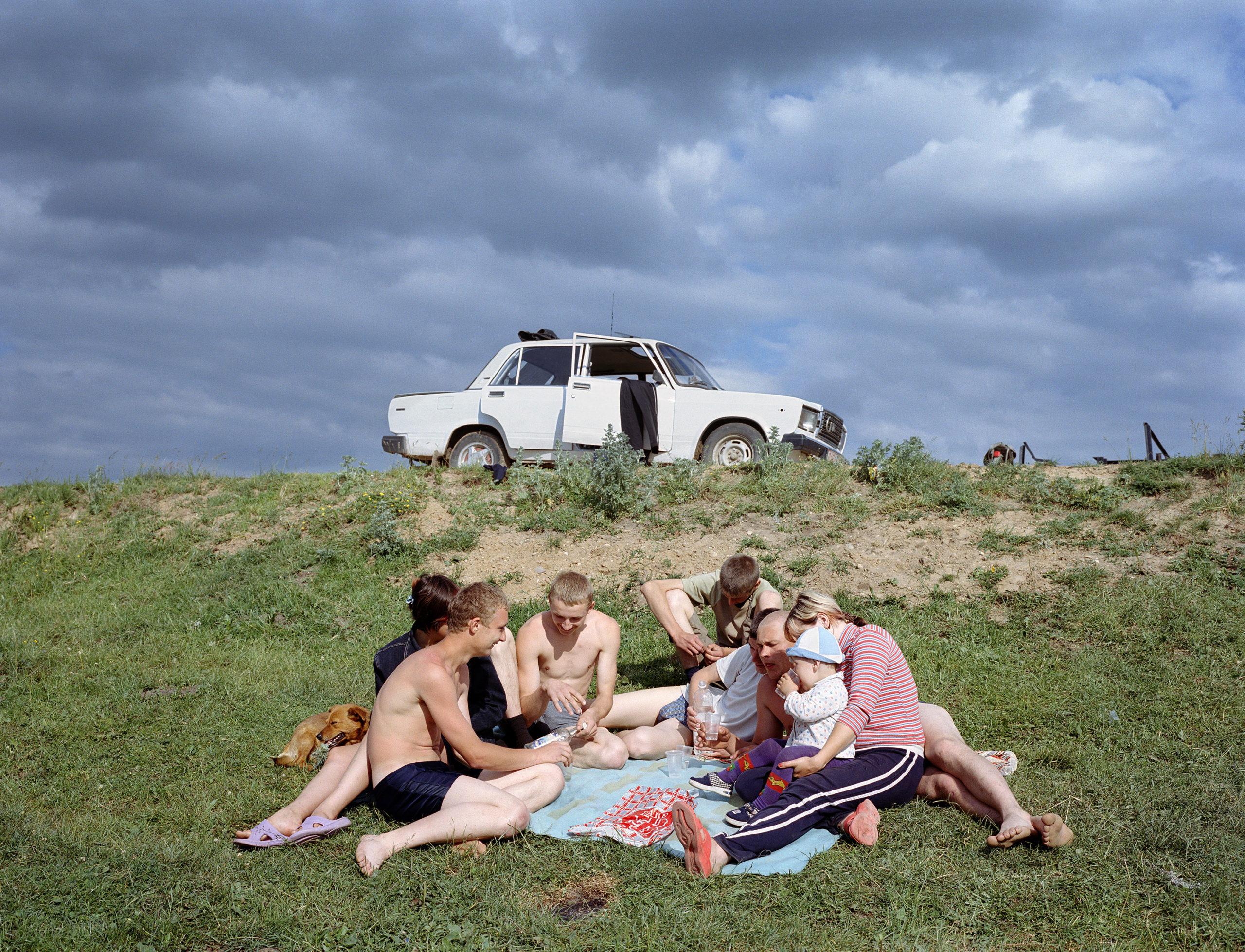 Lada #2. Zabulatz, Belarus, 2006