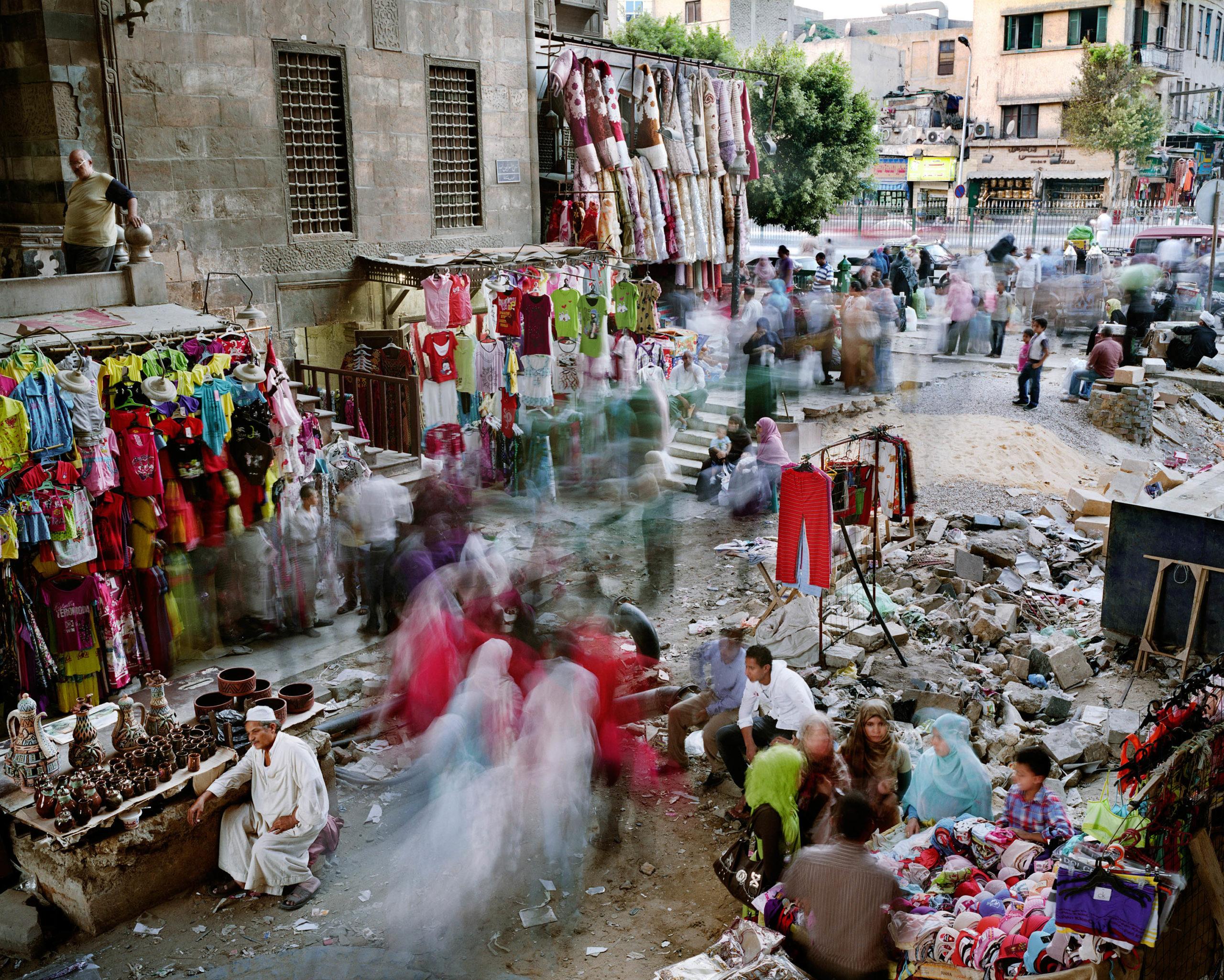 El Moez Street, Islamic Cairo, Cairo, Egypt