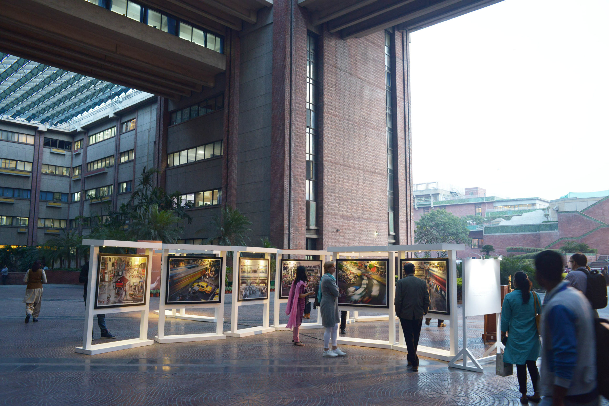 India Habitat Centre – Visual Arts Gallery, New Delhi