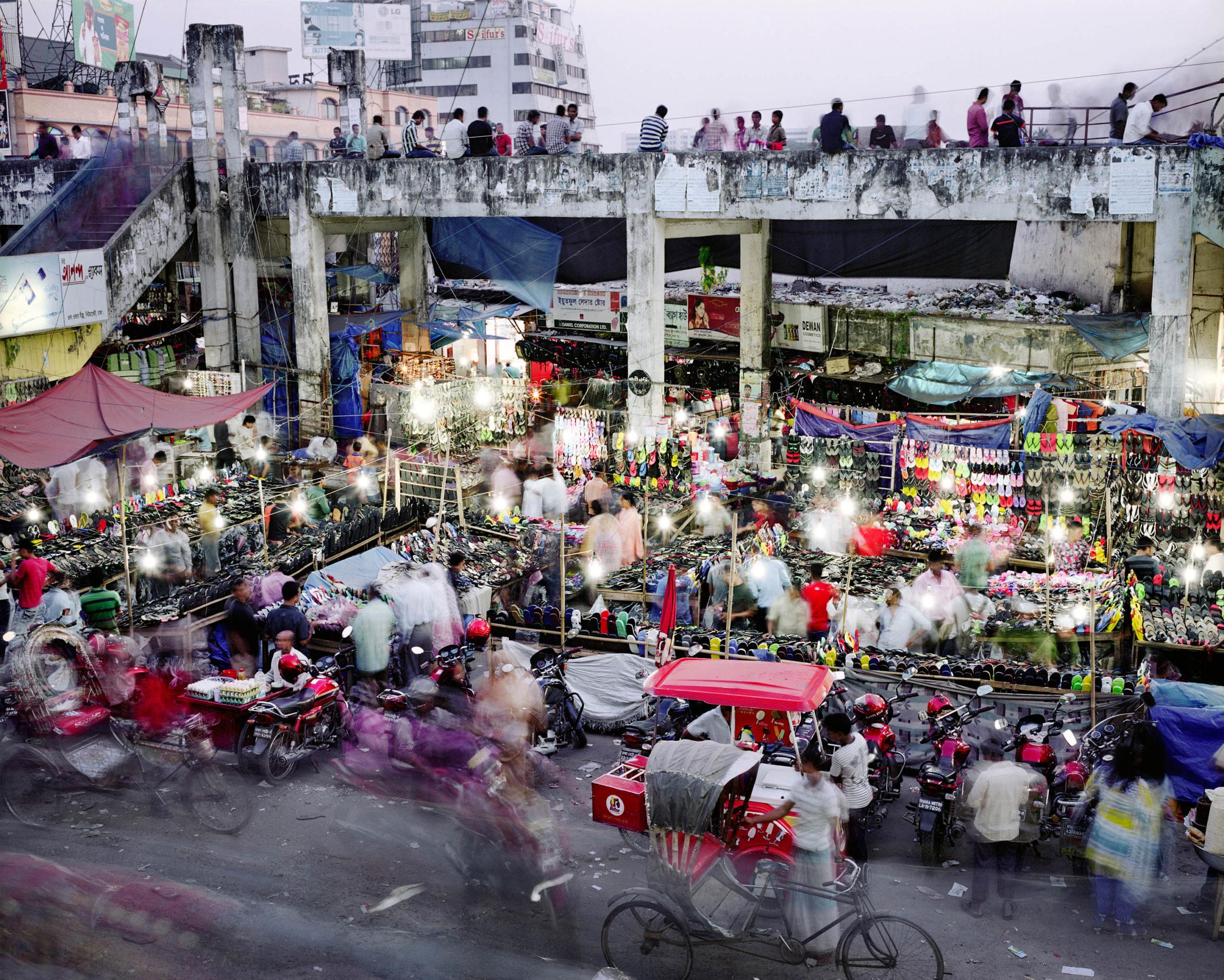 New Market, Dhanmondi, Dhaka, Bangladesh