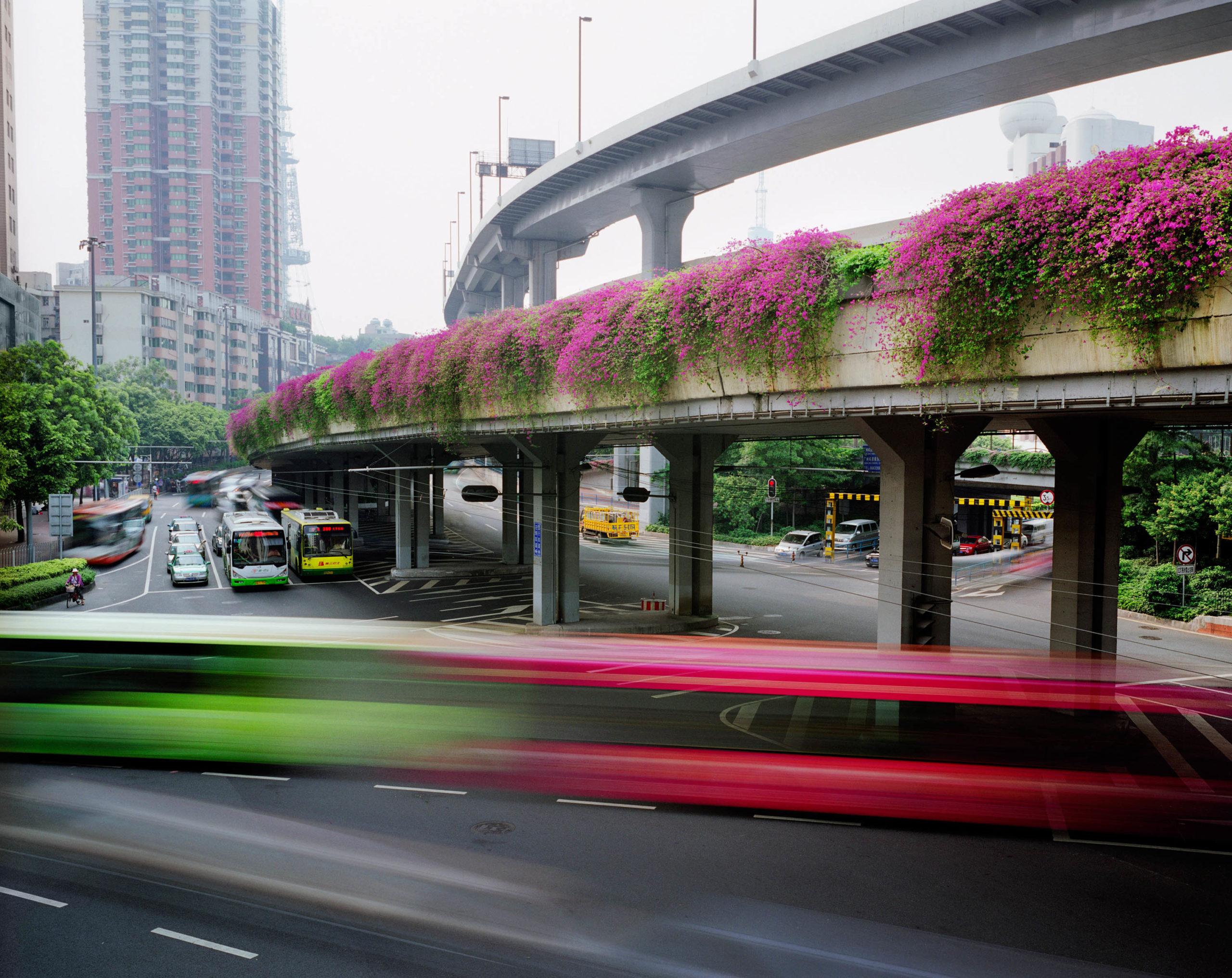 Huan Shi Road, Yue Xiu District, Guangzhou, China