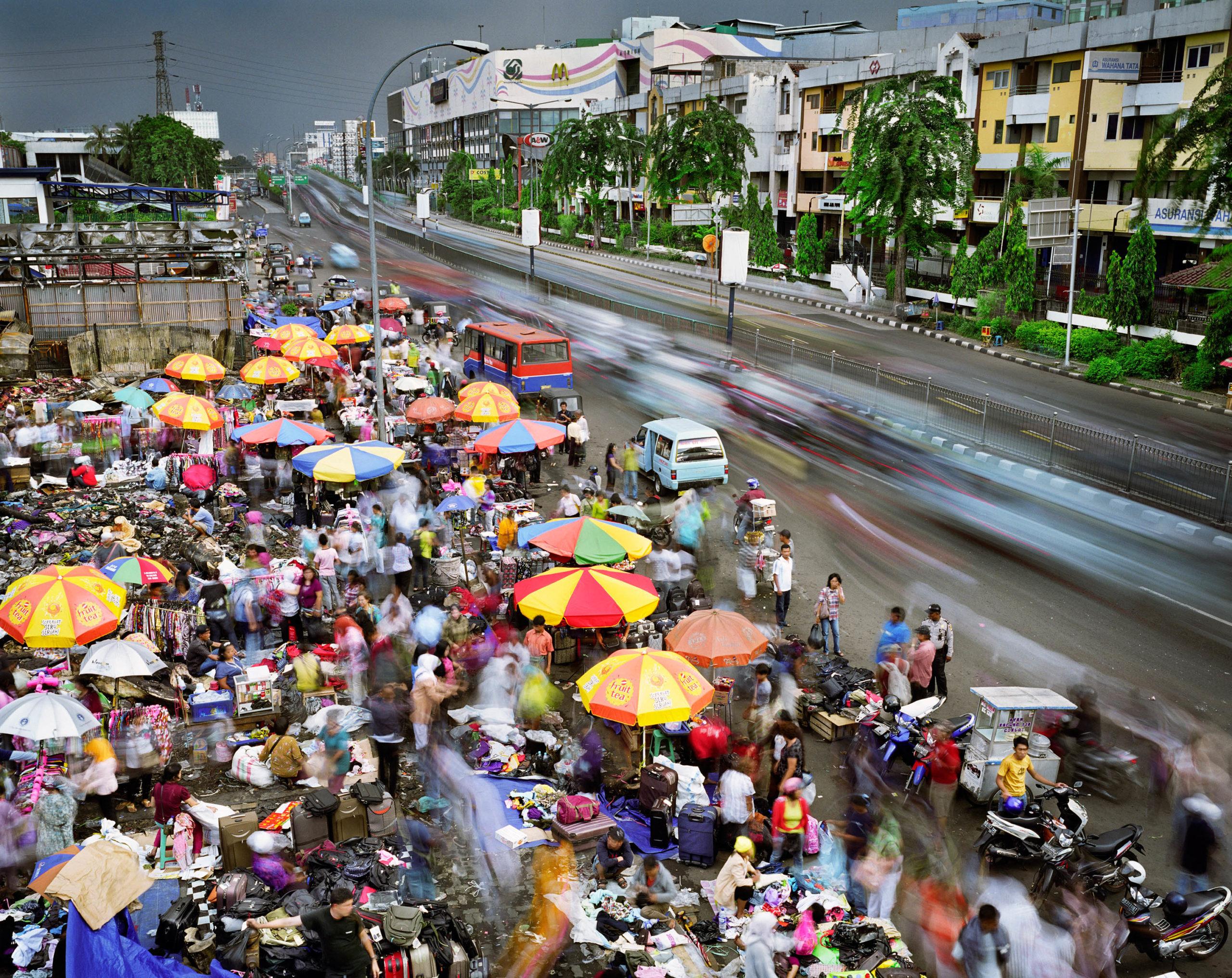 Jalan Pasar Senen, Senen, Jakarta, Indonesia,