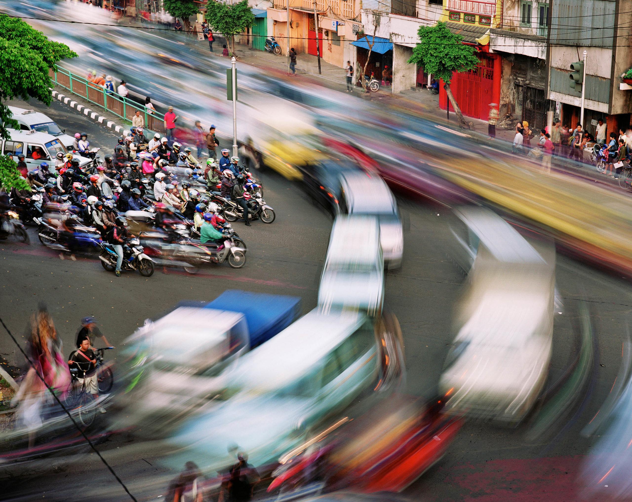 Jalan Jembatan Batu, Tamansari, Jakarta, Indonesia