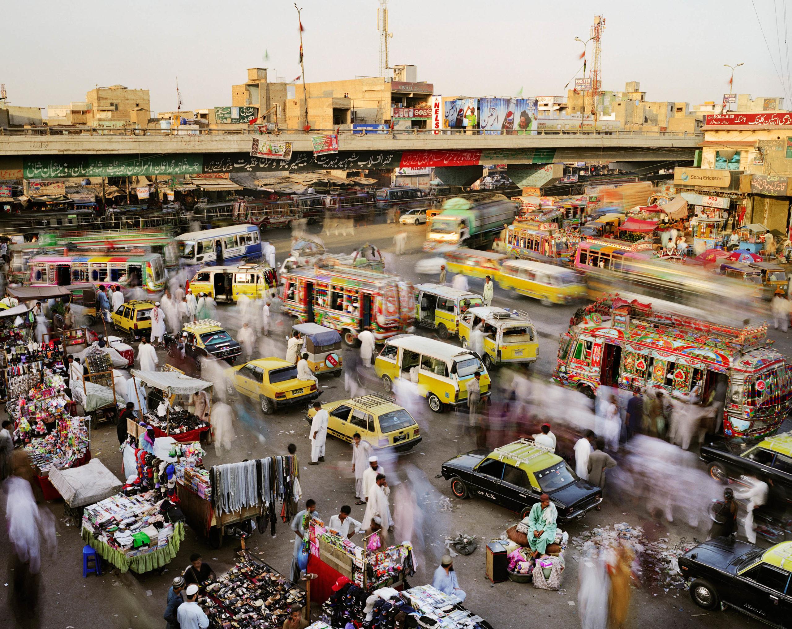 Landhi Road, Quaidabad, Karachi, Pakistan