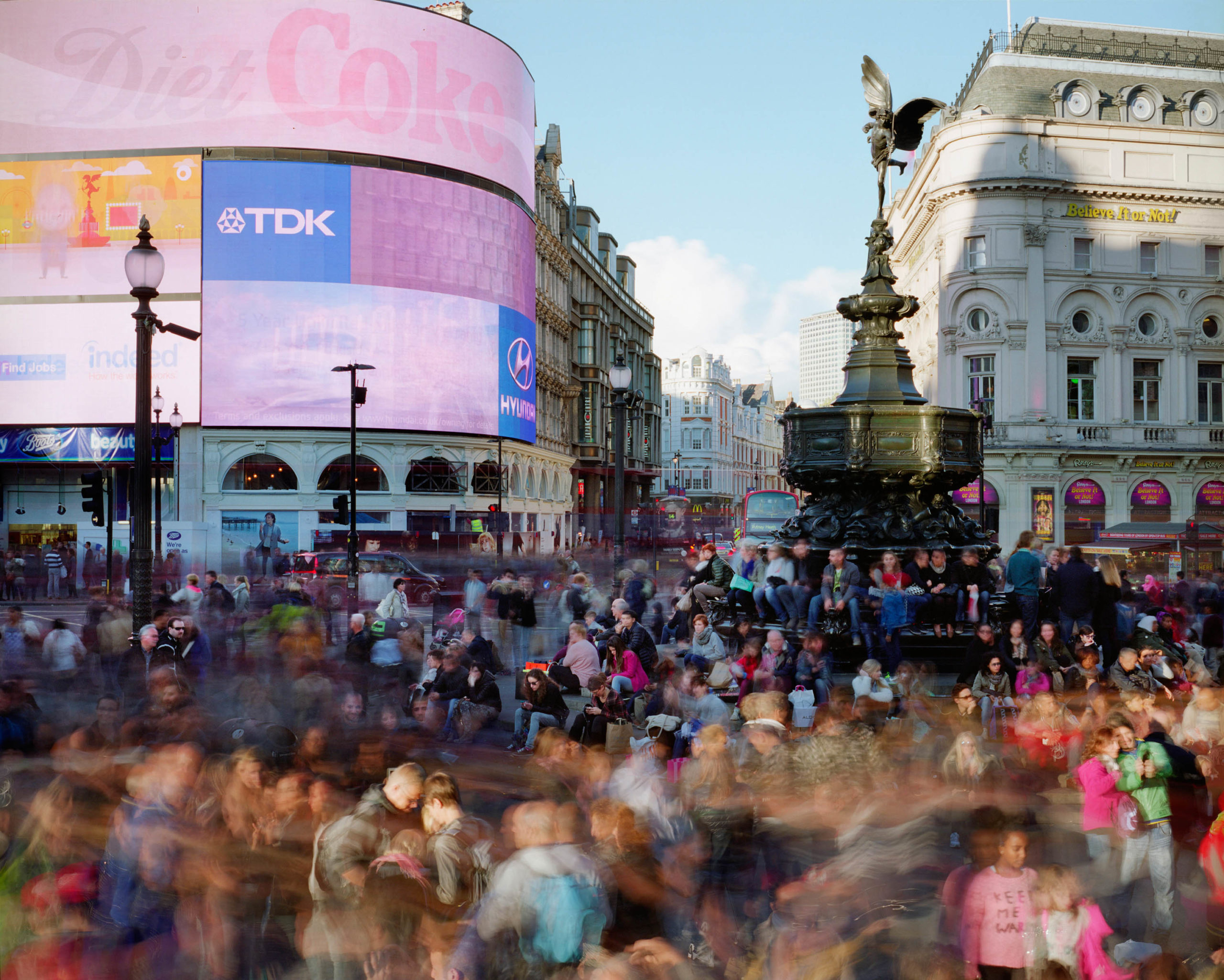 Piccadilly Circus, City of Westminster, London, United Kingdom