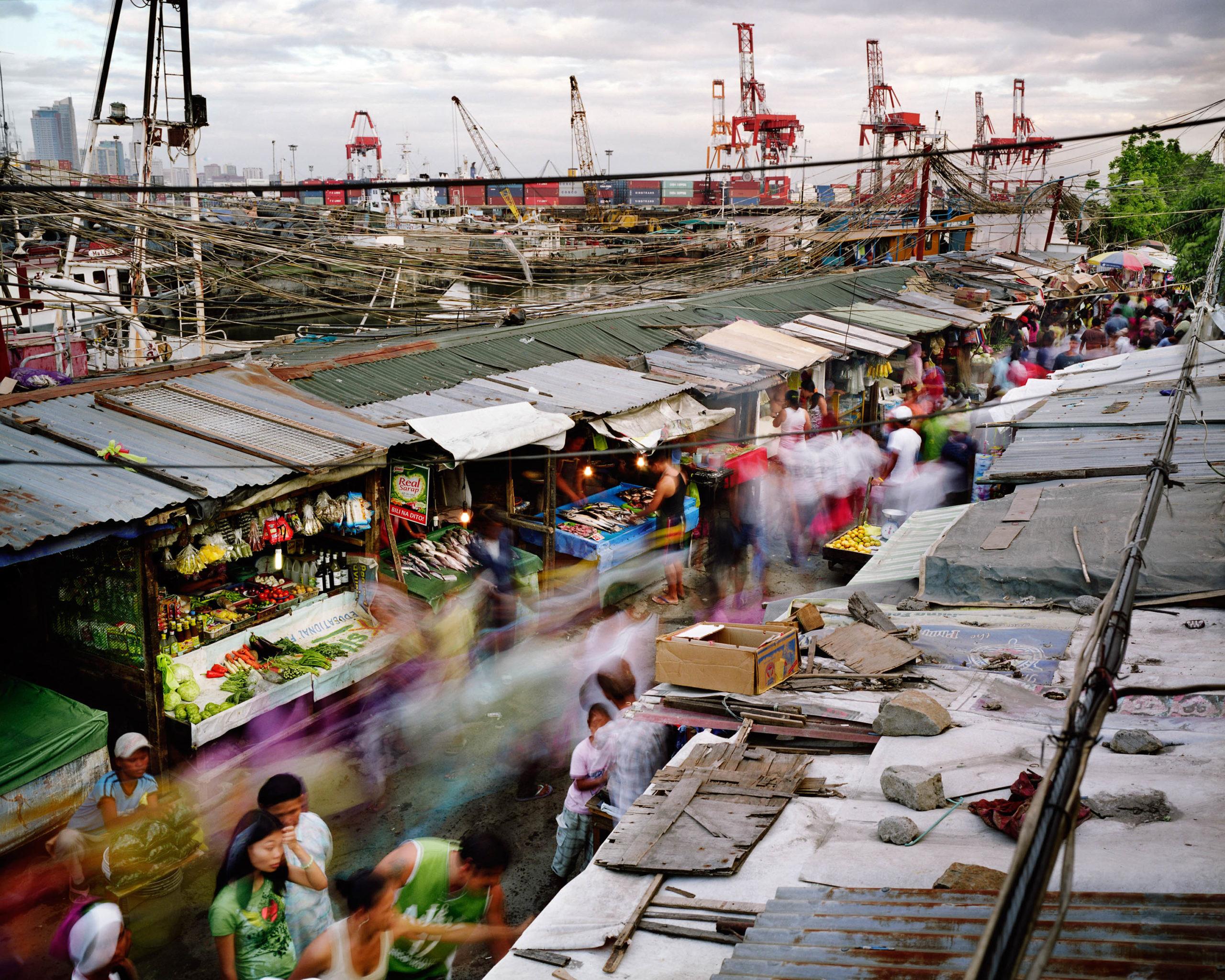 Port Area, Tondo, Manila, Philippines