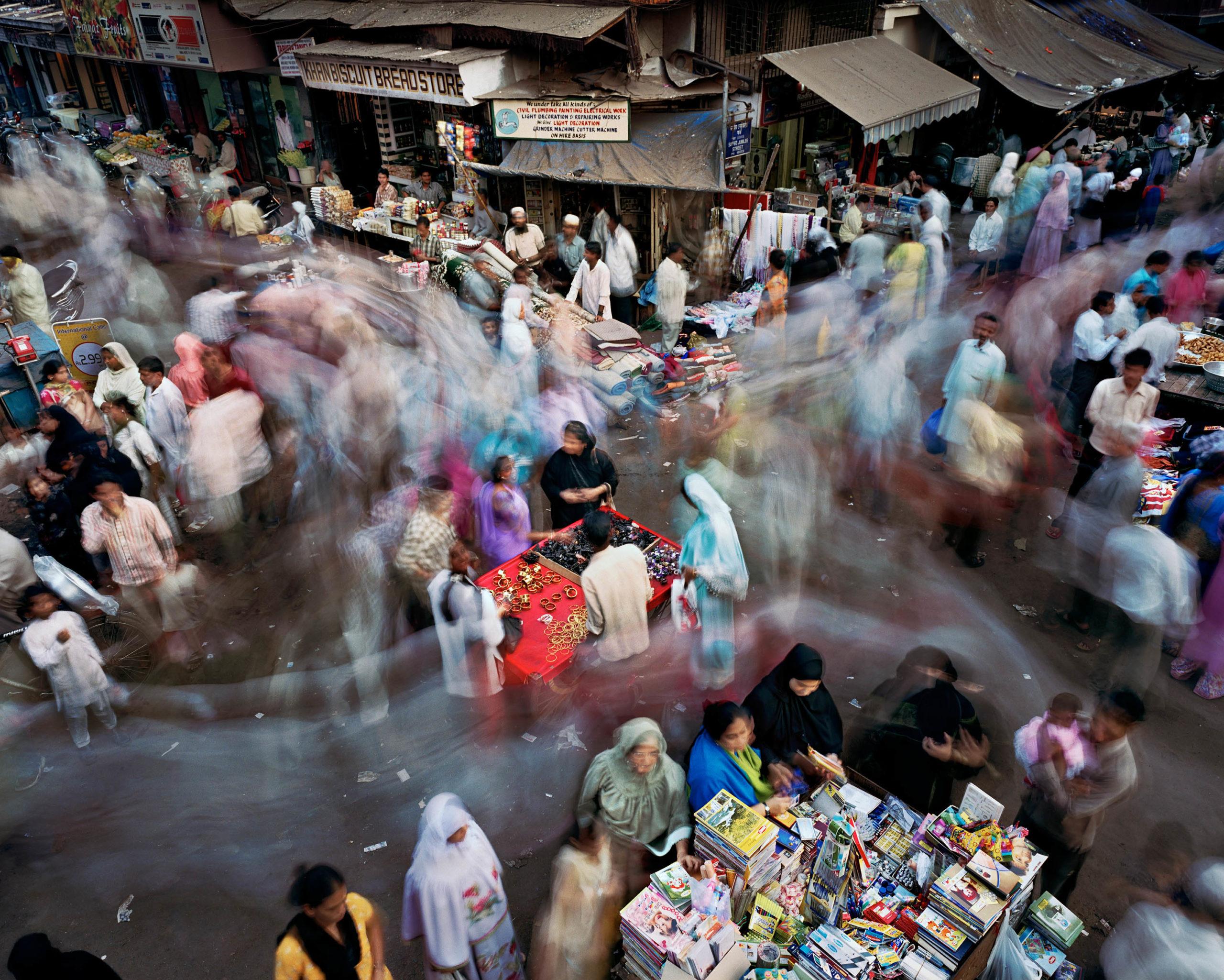 Saifee Jubilee Street, Kumbharwada, Mumbai, India