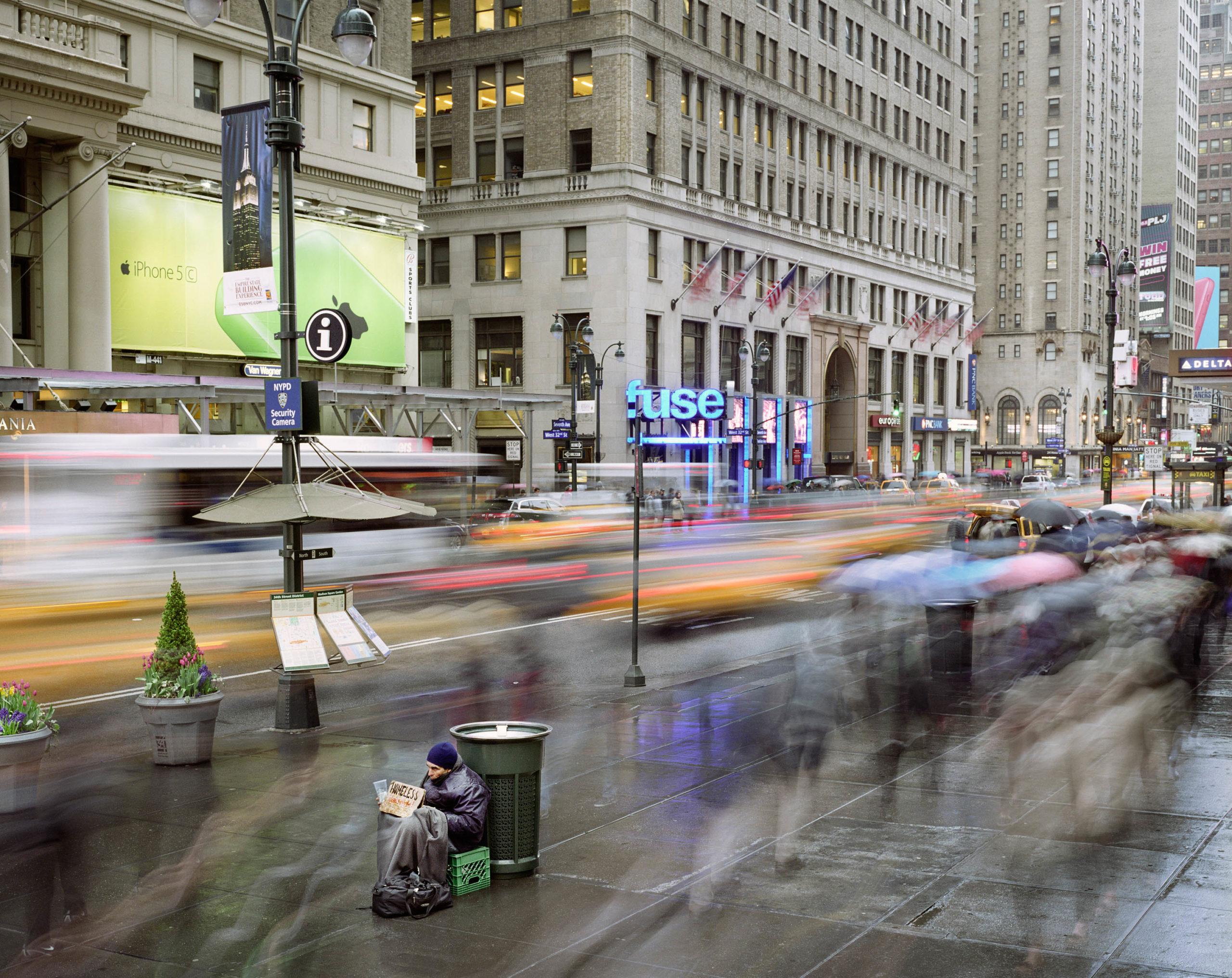 7th Avenue, Manhattan, New York, USA