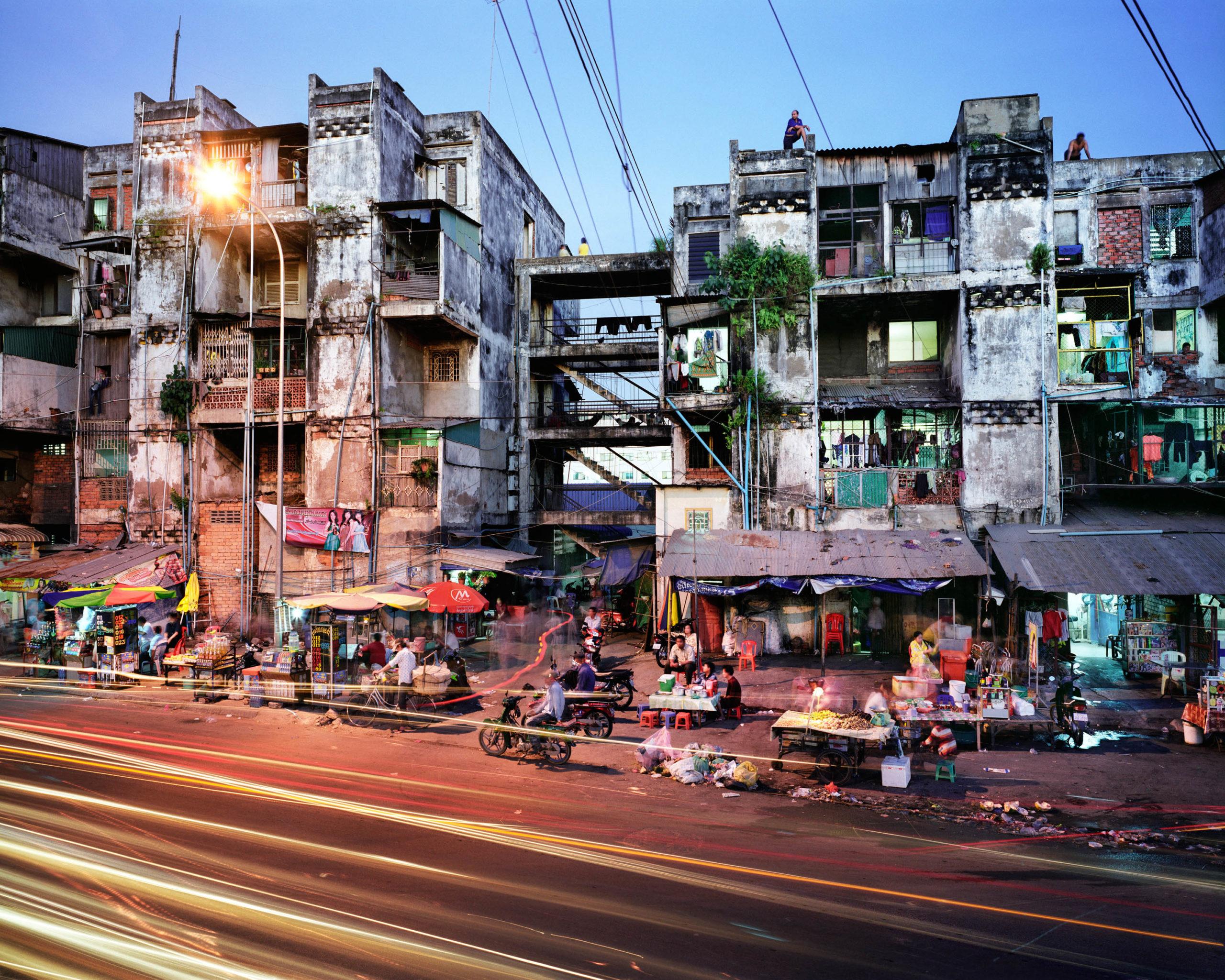 Outtake. Phnom Penh, Cambodia