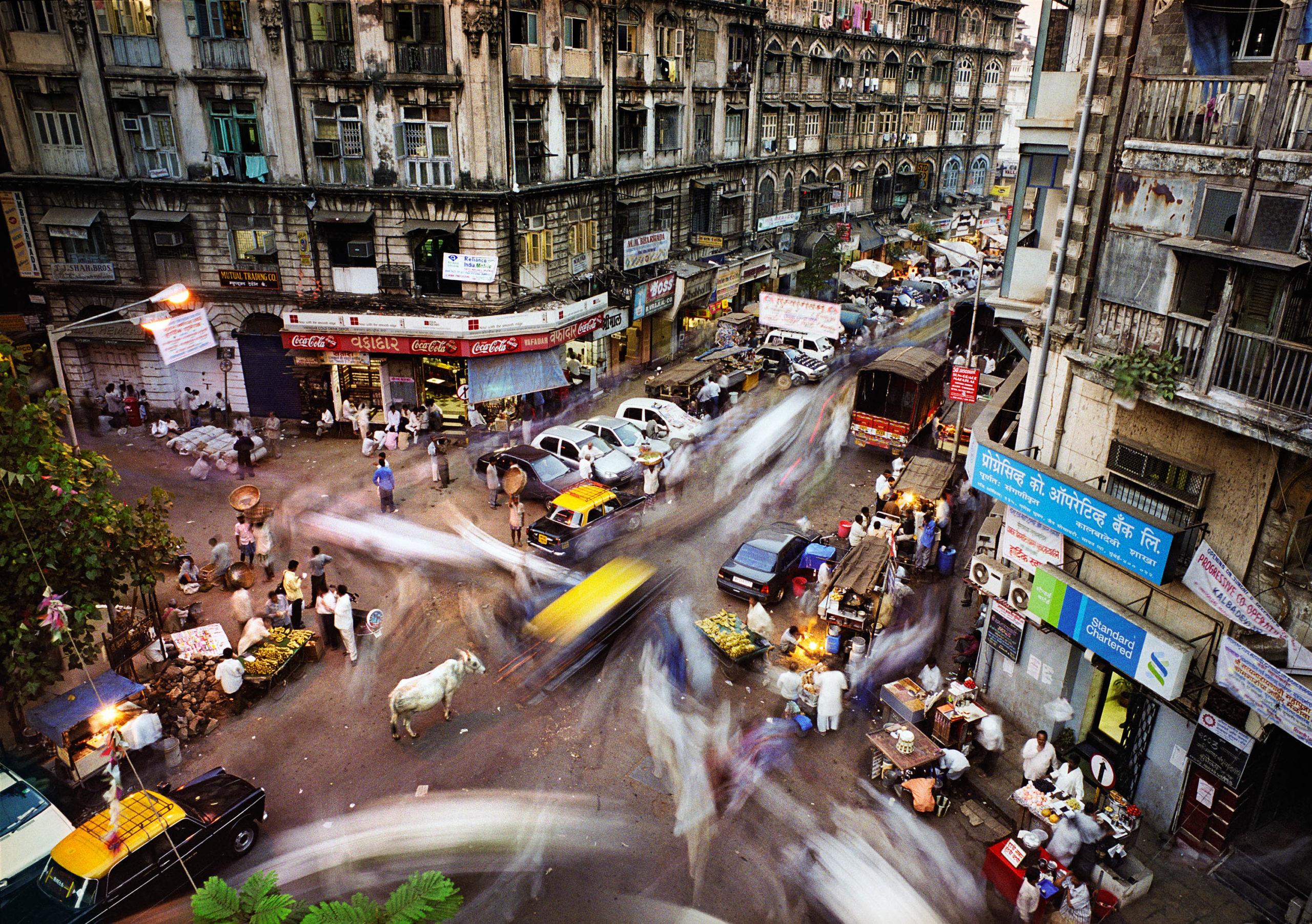 Outtake. Mumbai, India