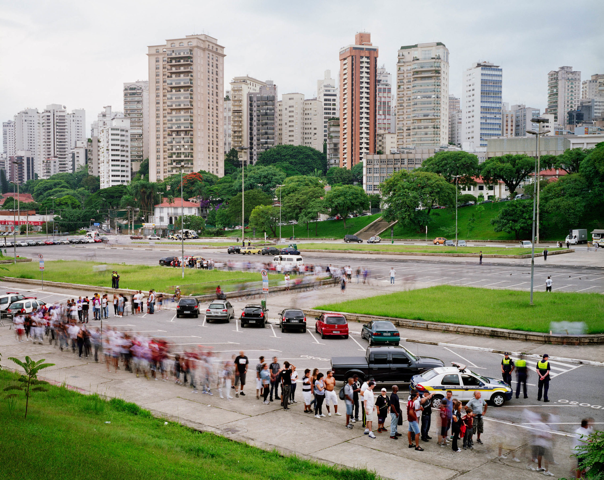 Praca Charles Miller, Se, Sao Paulo, Brazil