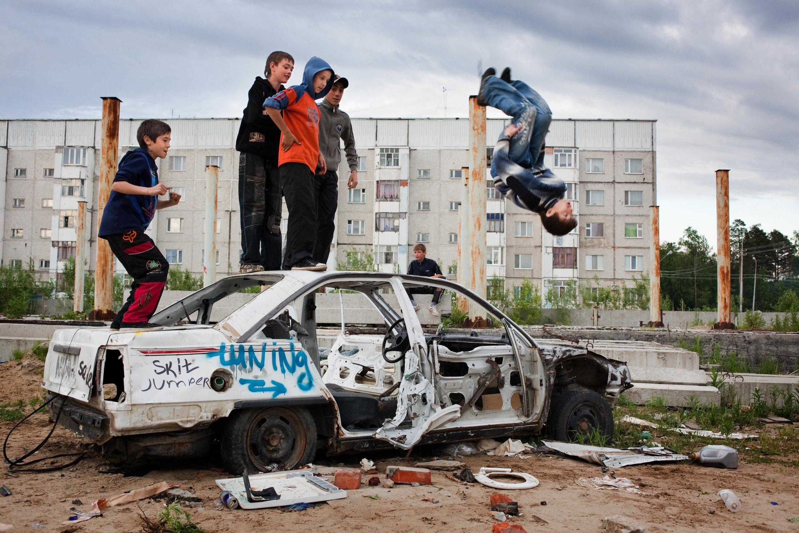 Opel #2. Surgut, Siberia, 2009