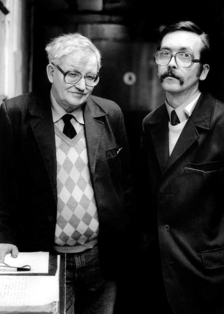 Janitors, 1991