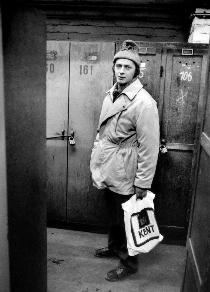 Worker #8, 1991