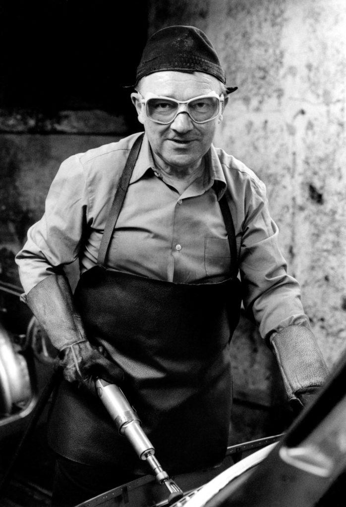 Worker #6, 1991