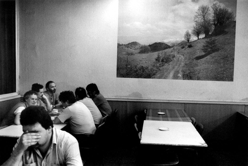 Canteen, 1991