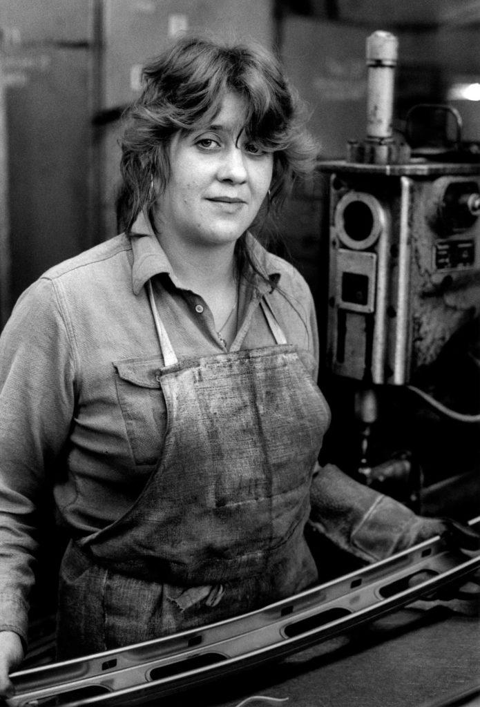 Worker #1, 1991
